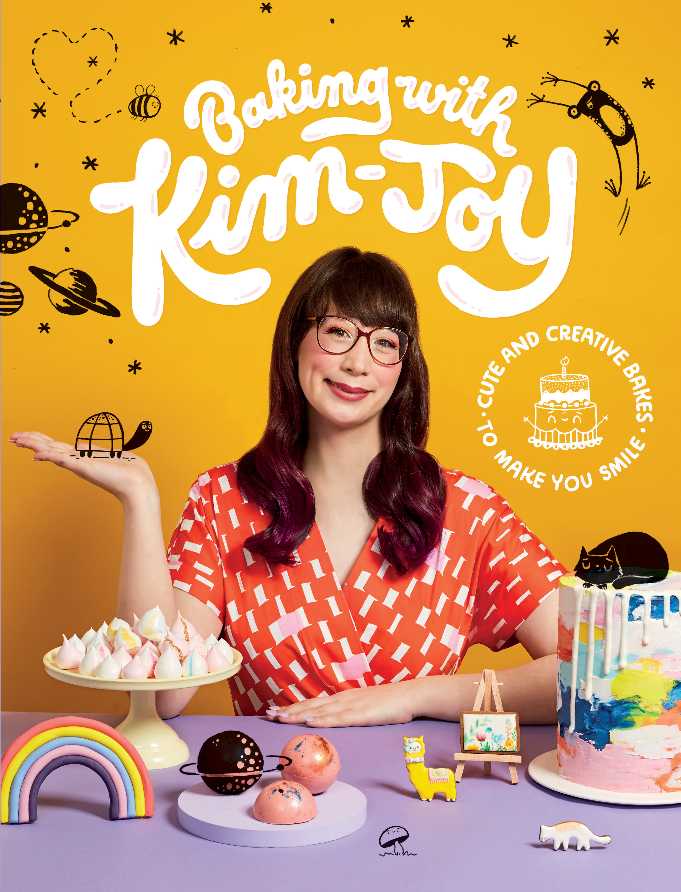 Baking with Kim-Joy Cute and Creative Bakes to Make You Smile
