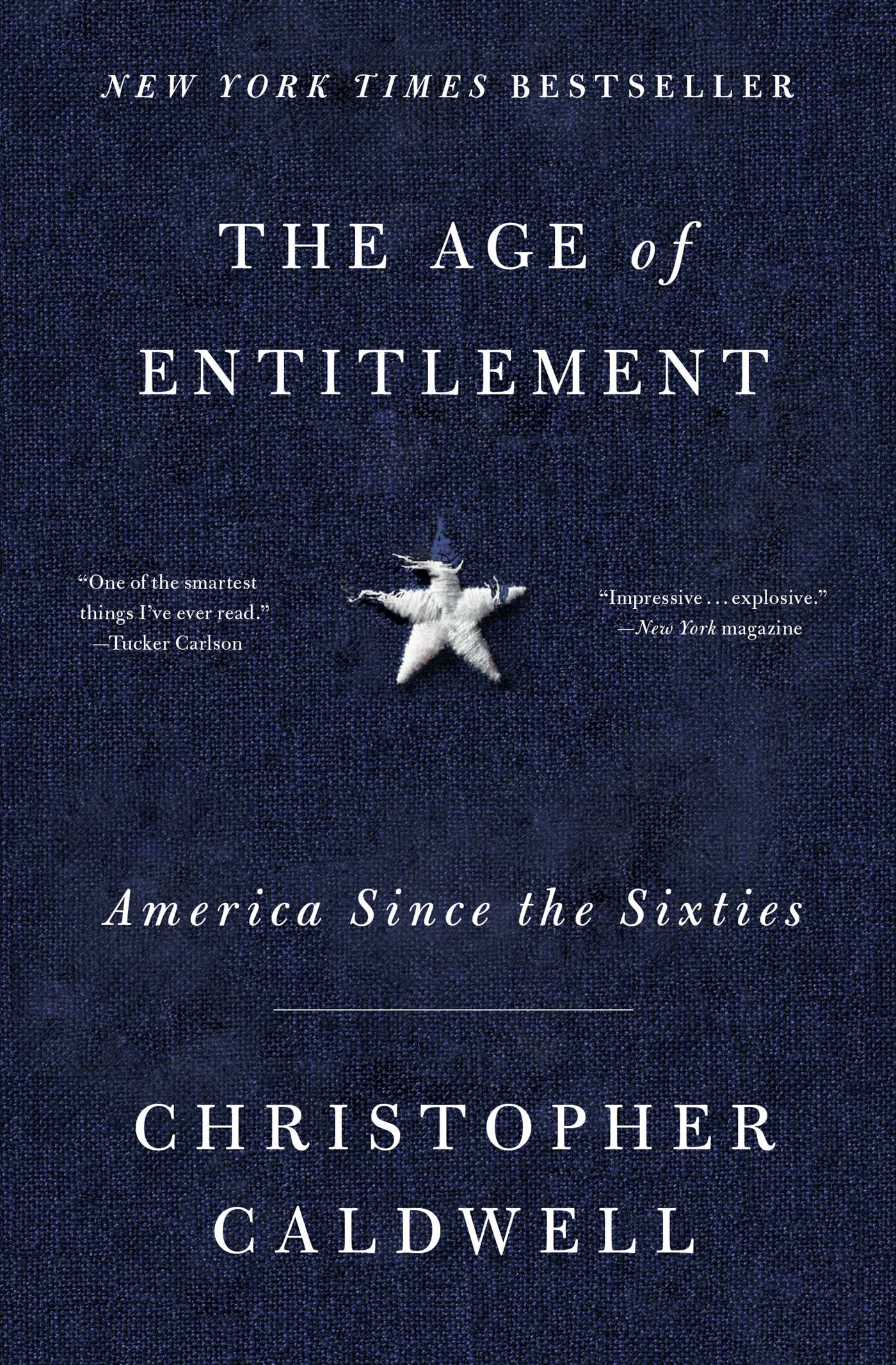The age of entitlement America since the sixties cover image