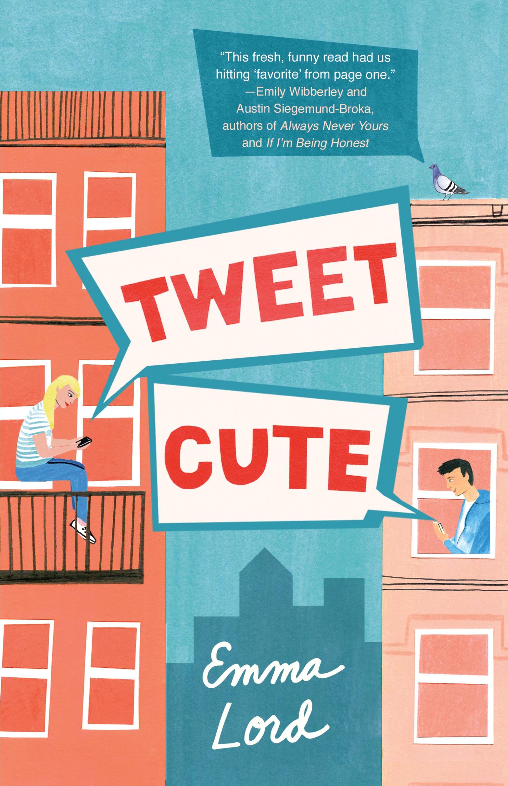 Tweet Cute [electronic resource]