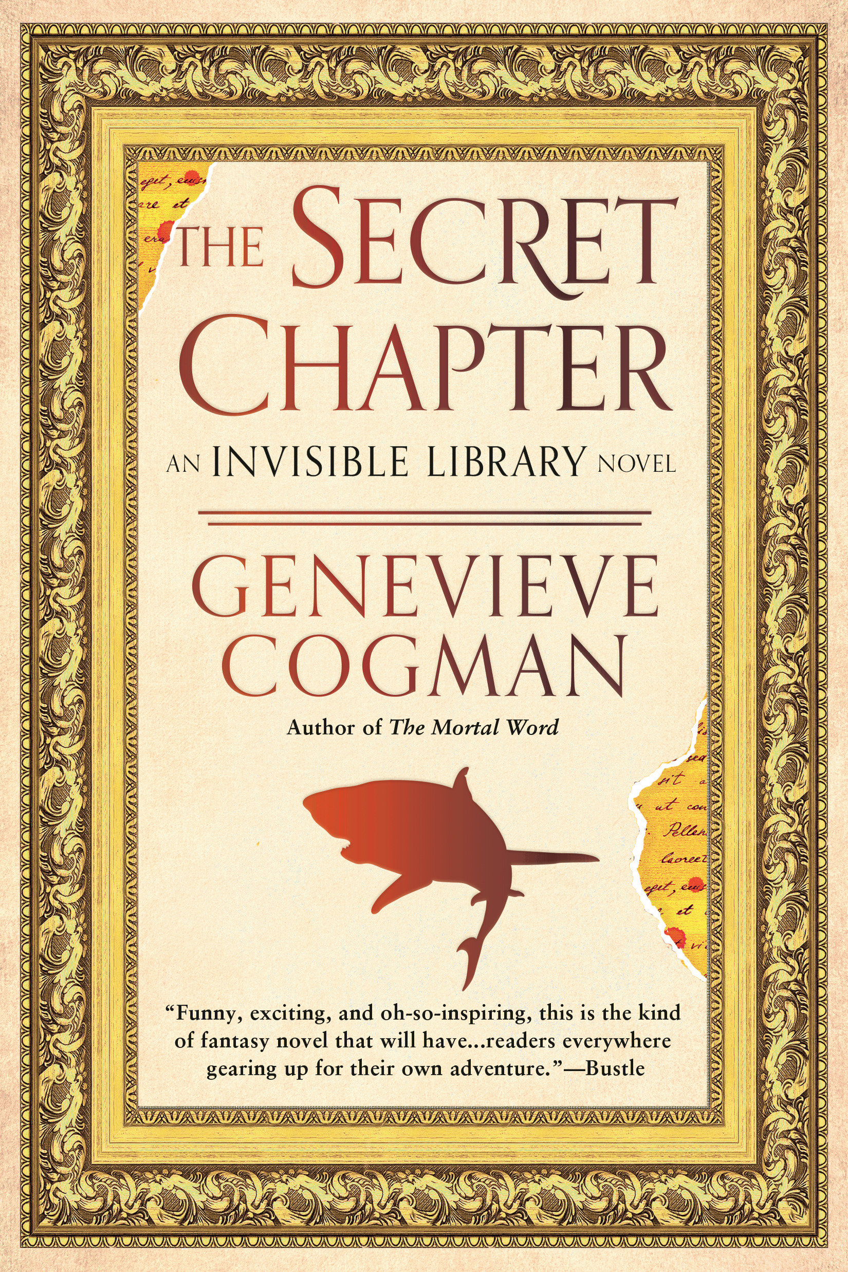 The secret chapter cover image