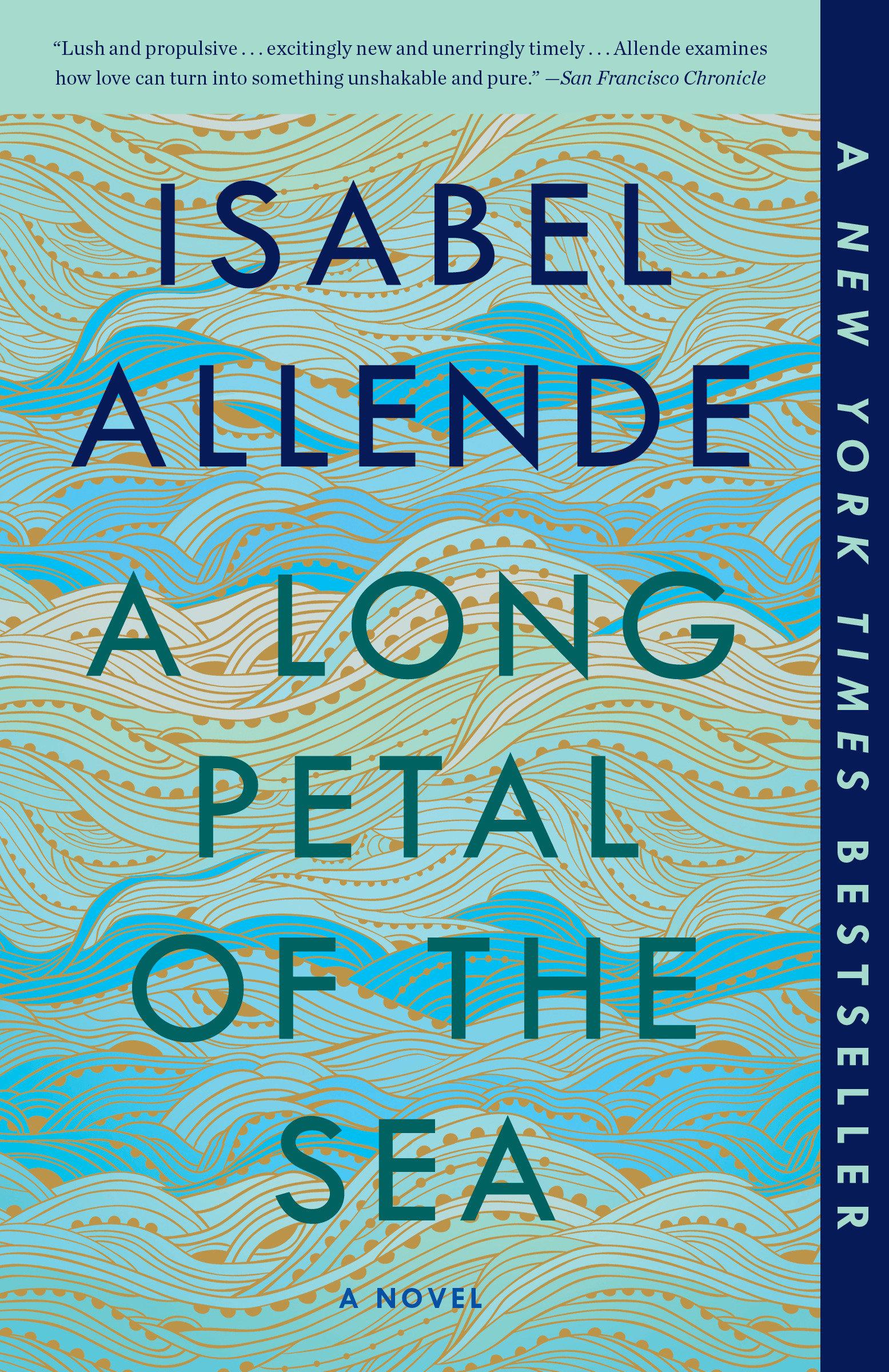 A Long Petal of the Sea A Novel