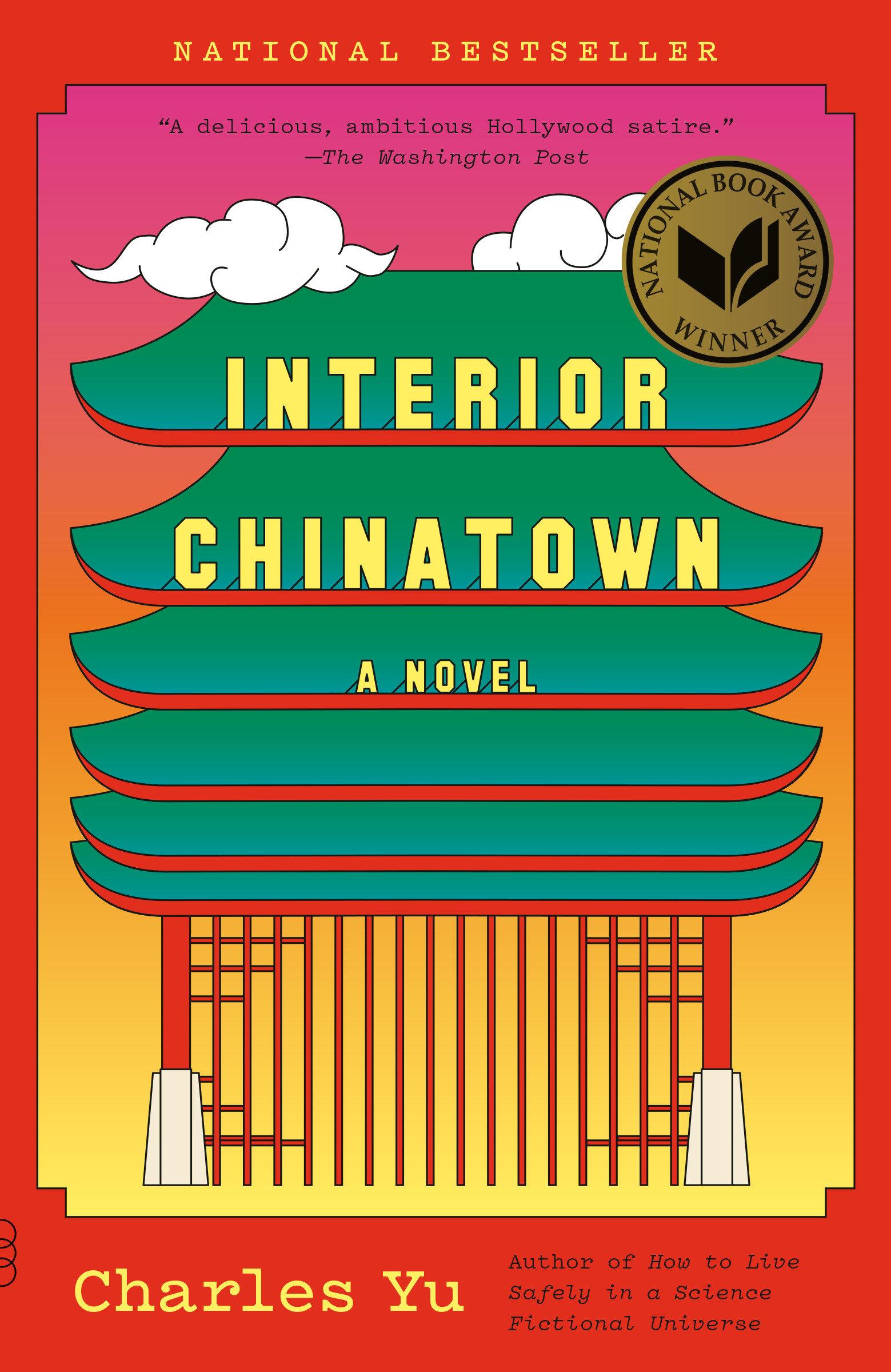 Interior Chinatown A Novel