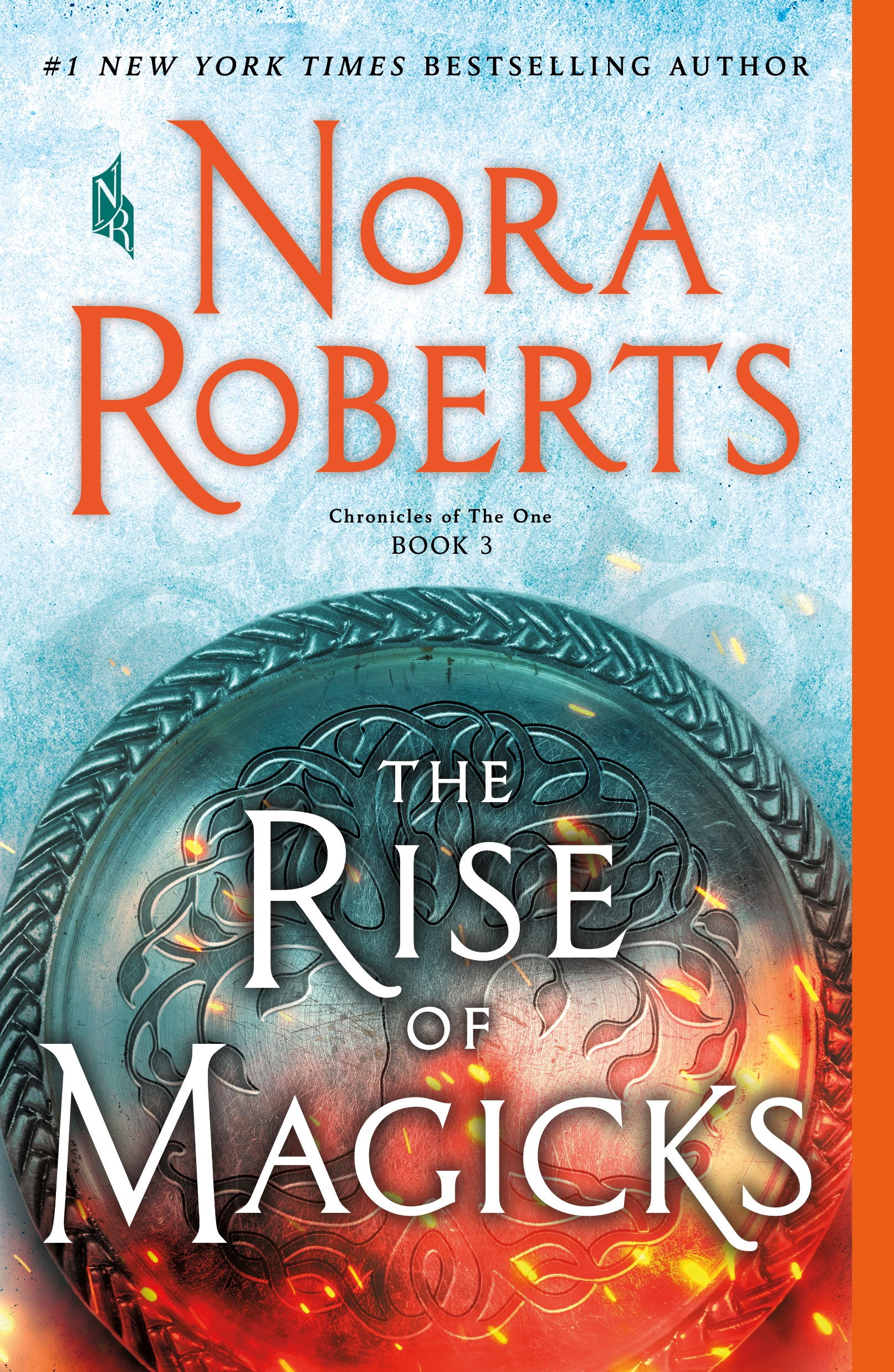 The Rise of Magicks Chronicles of The One, Book 3
