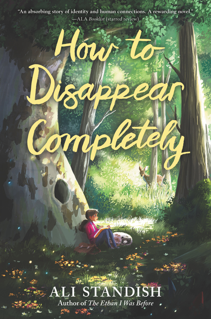 How to Disappear Completely [electronic resource]
