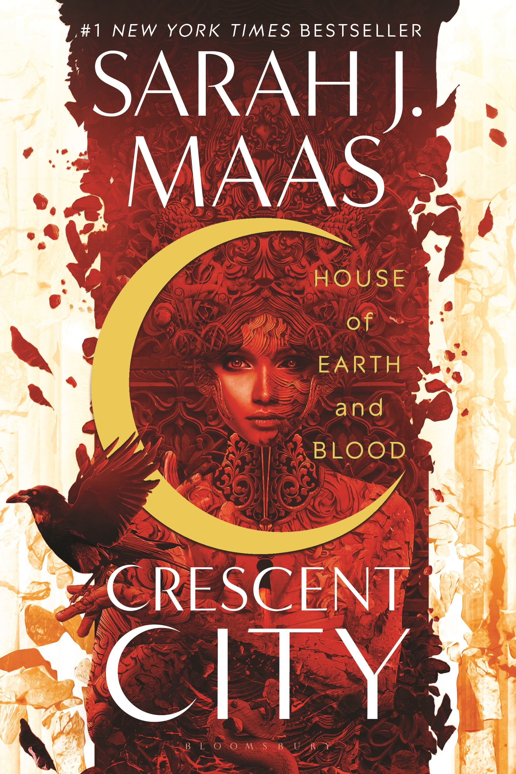 Cover Image of House of Earth and Blood