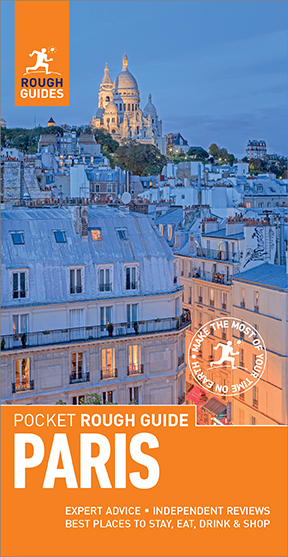 Pocket Rough Guide Paris (Travel Guide eBook) [electronic resource (downloadable eBook)]