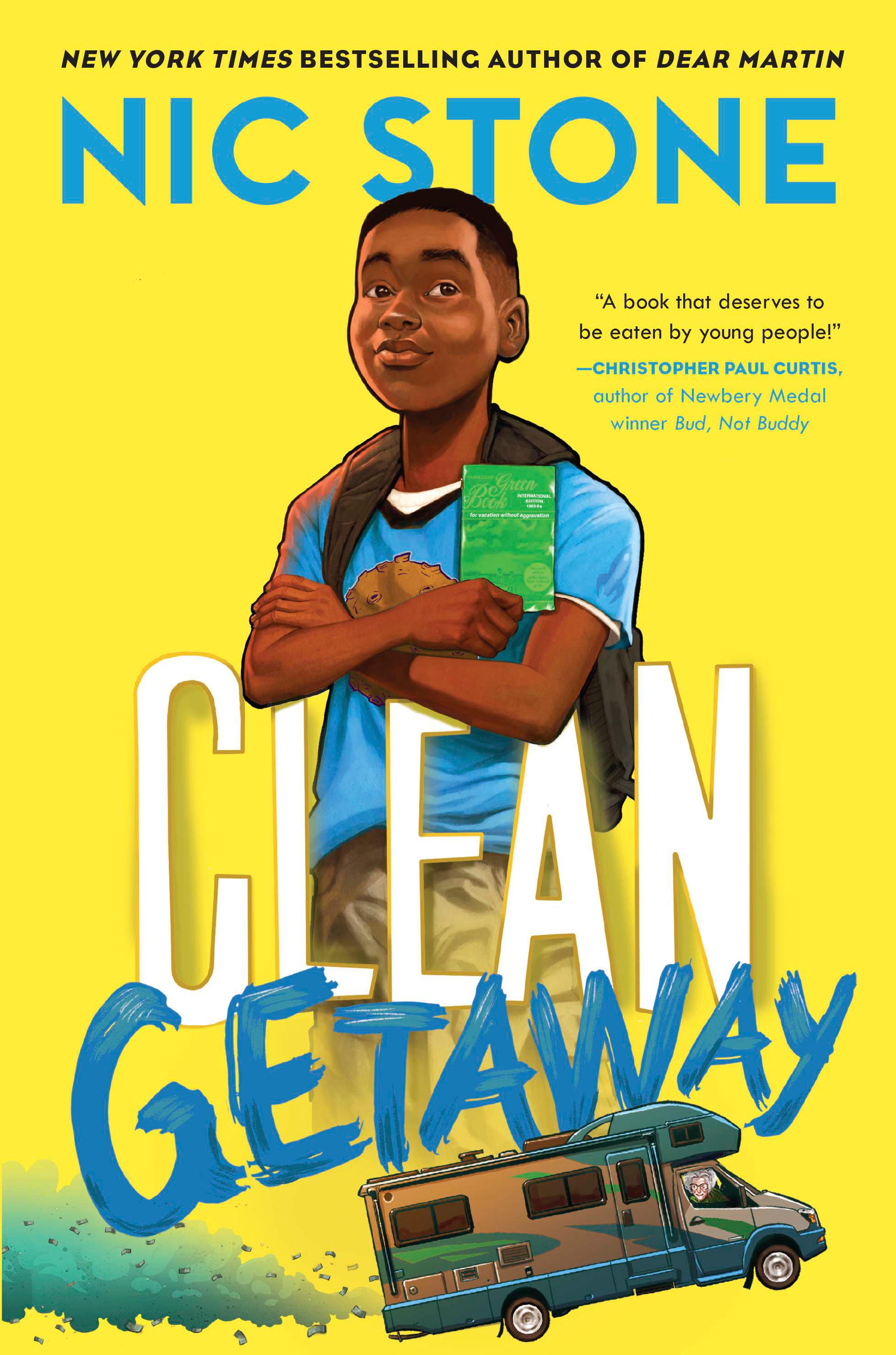 Clean getaway [electronic resource (downloadable eBook)]