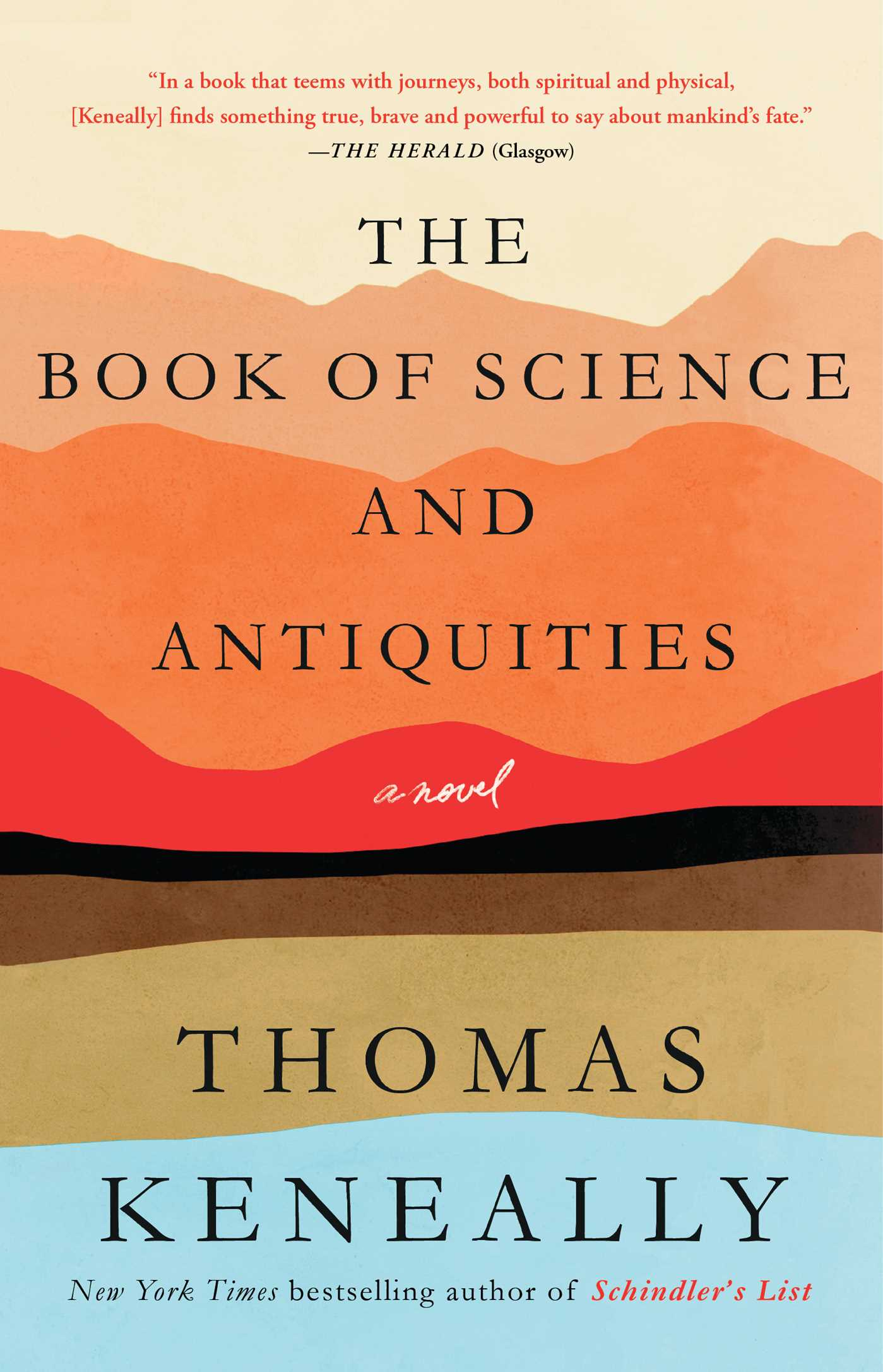 The Book of Science and Antiquities A Novel
