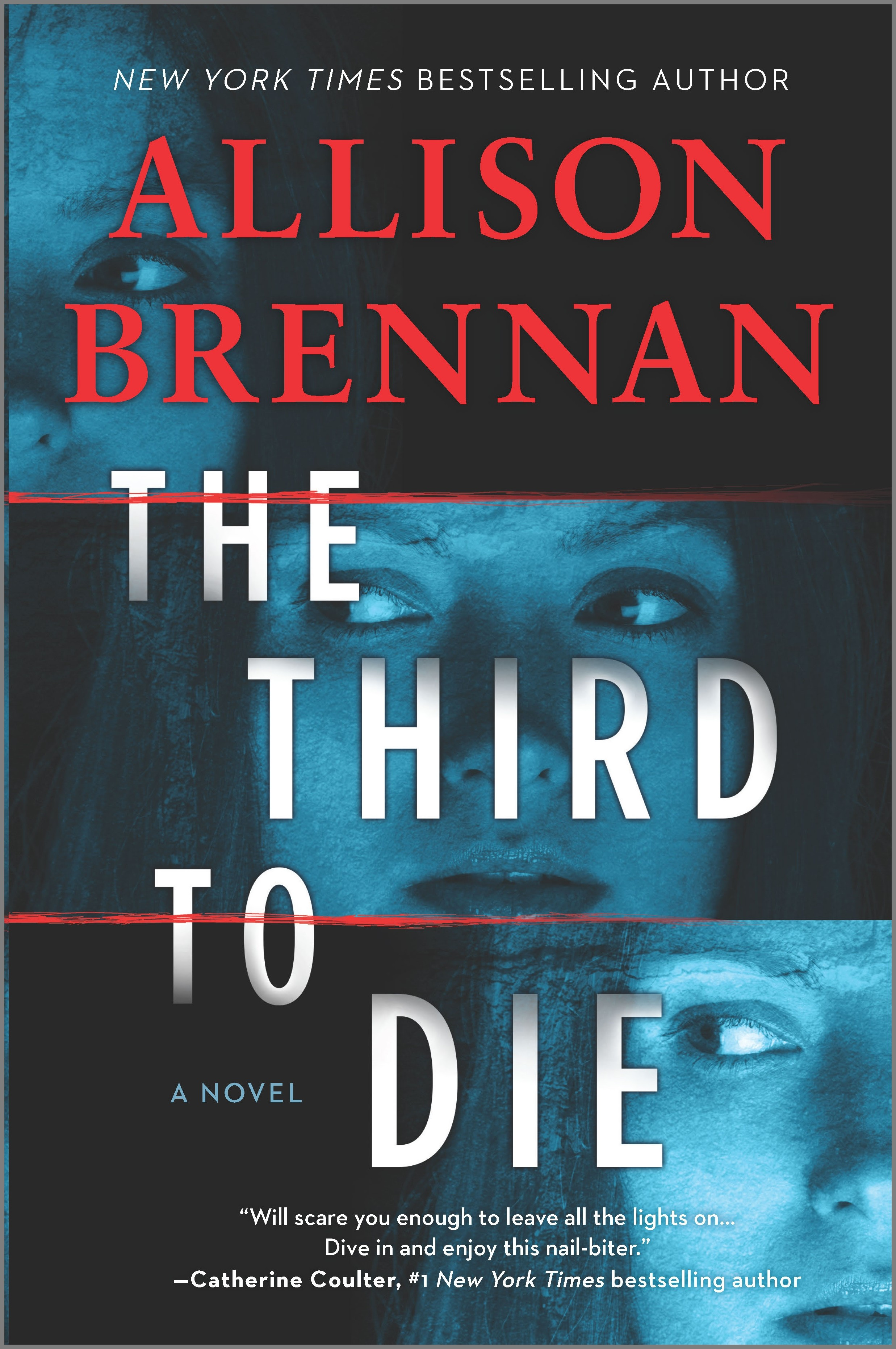The Third to Die A Novel