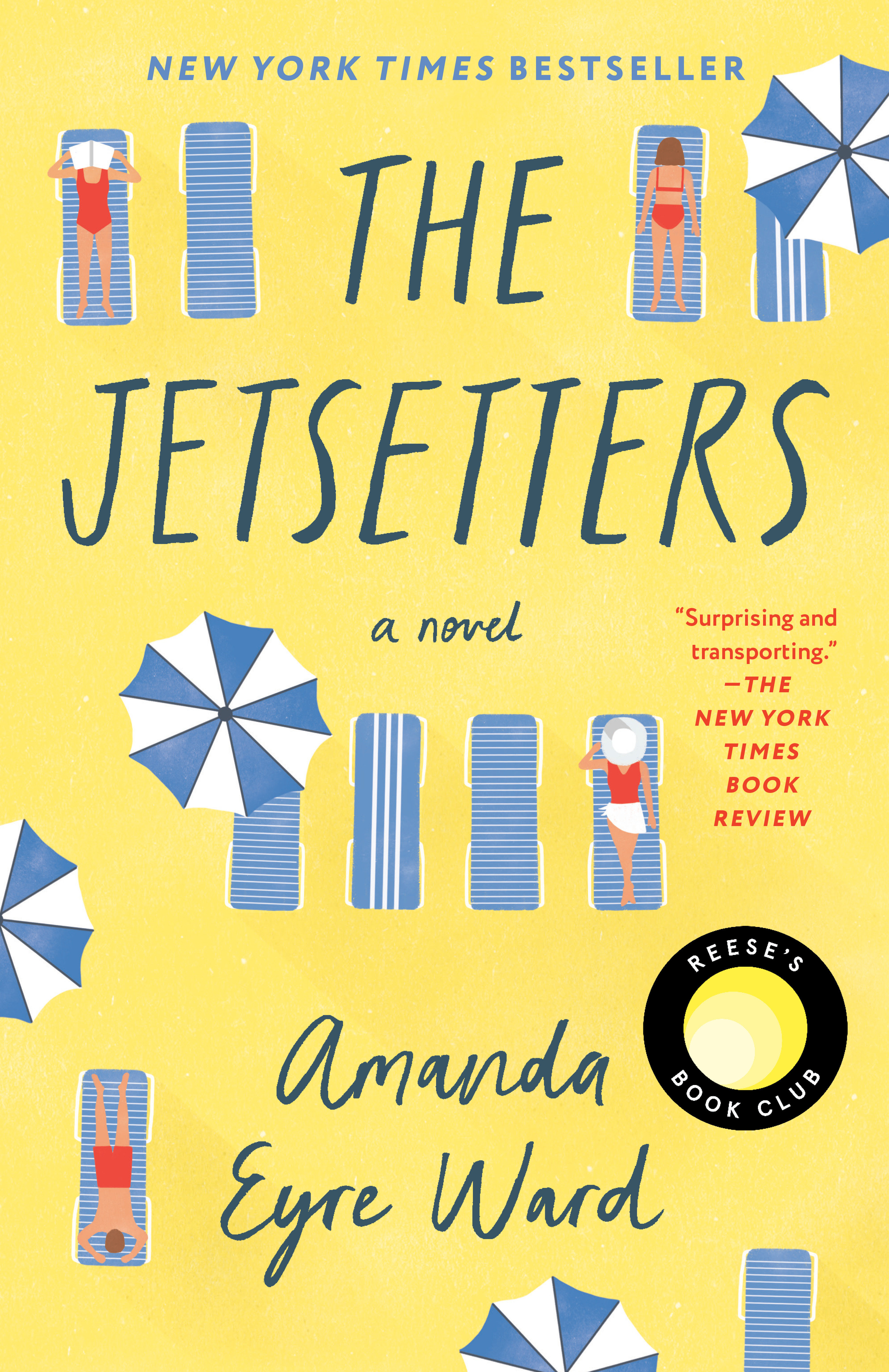 Cover Image of The Jetsetters