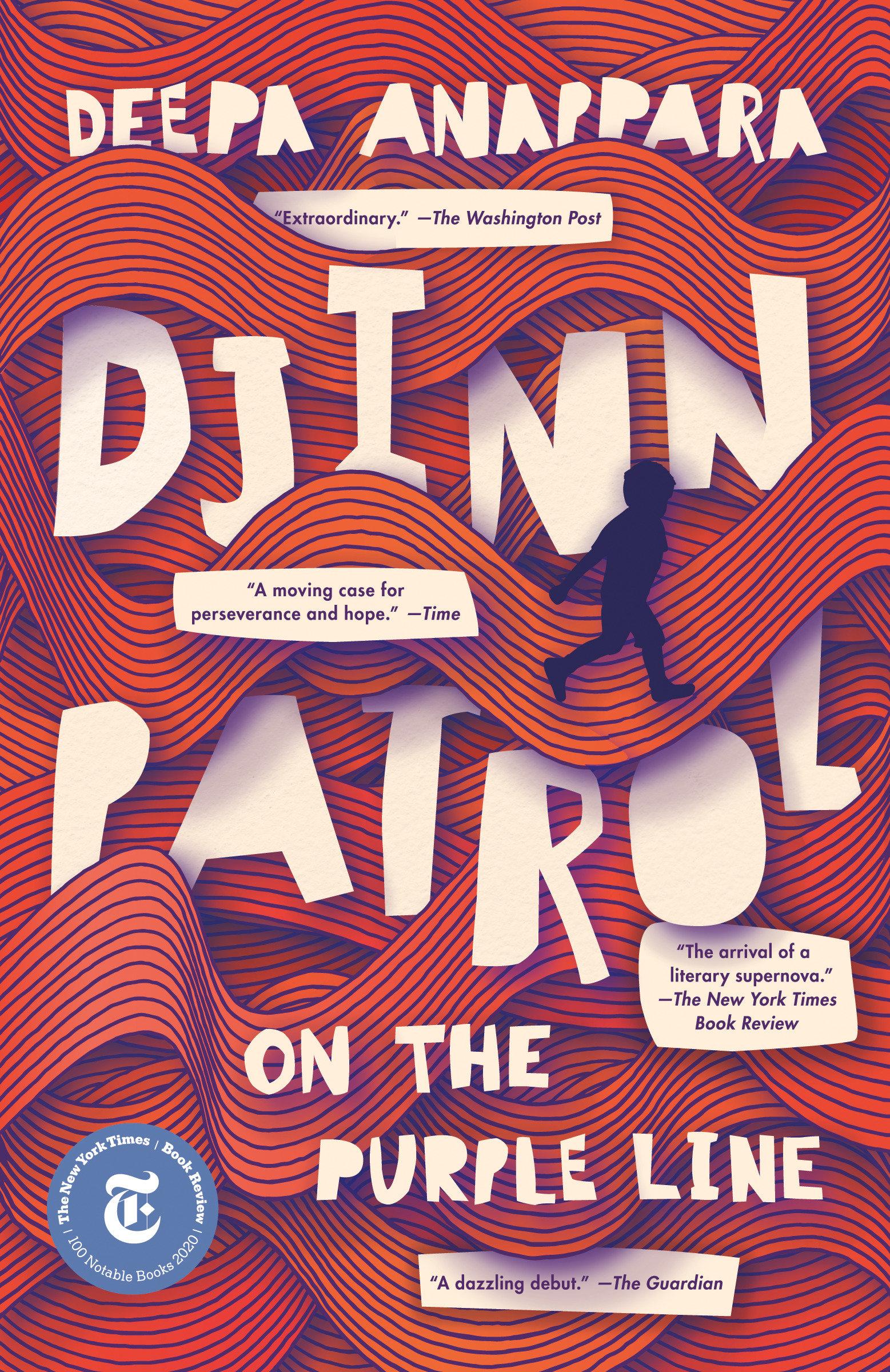 Djinn Patrol on the Purple Line A Novel