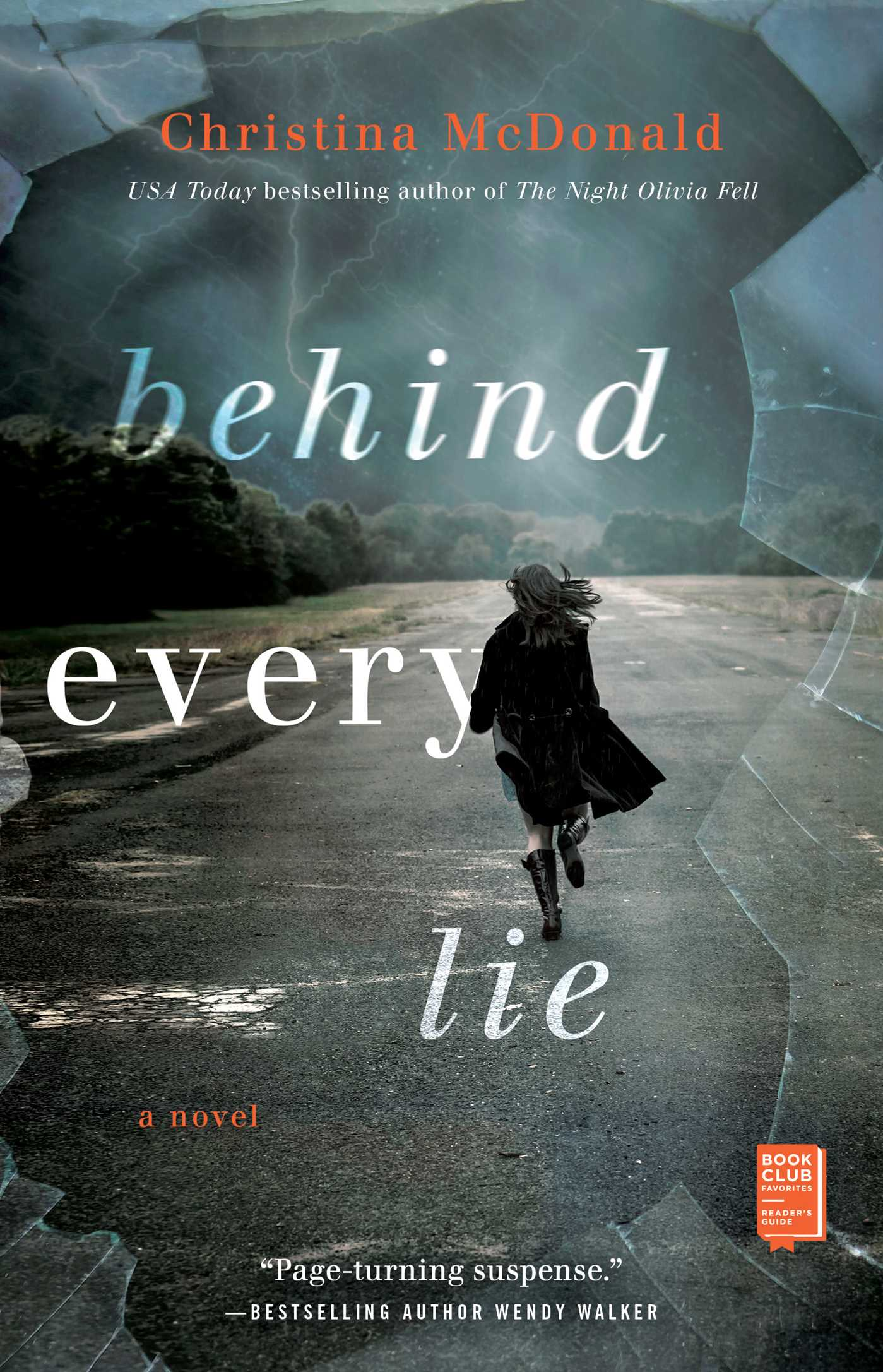 Behind every lie [electronic resource (downloadable eBook)]