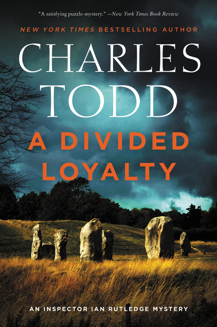 A Divided Loyalty [electronic resource] : A Novel