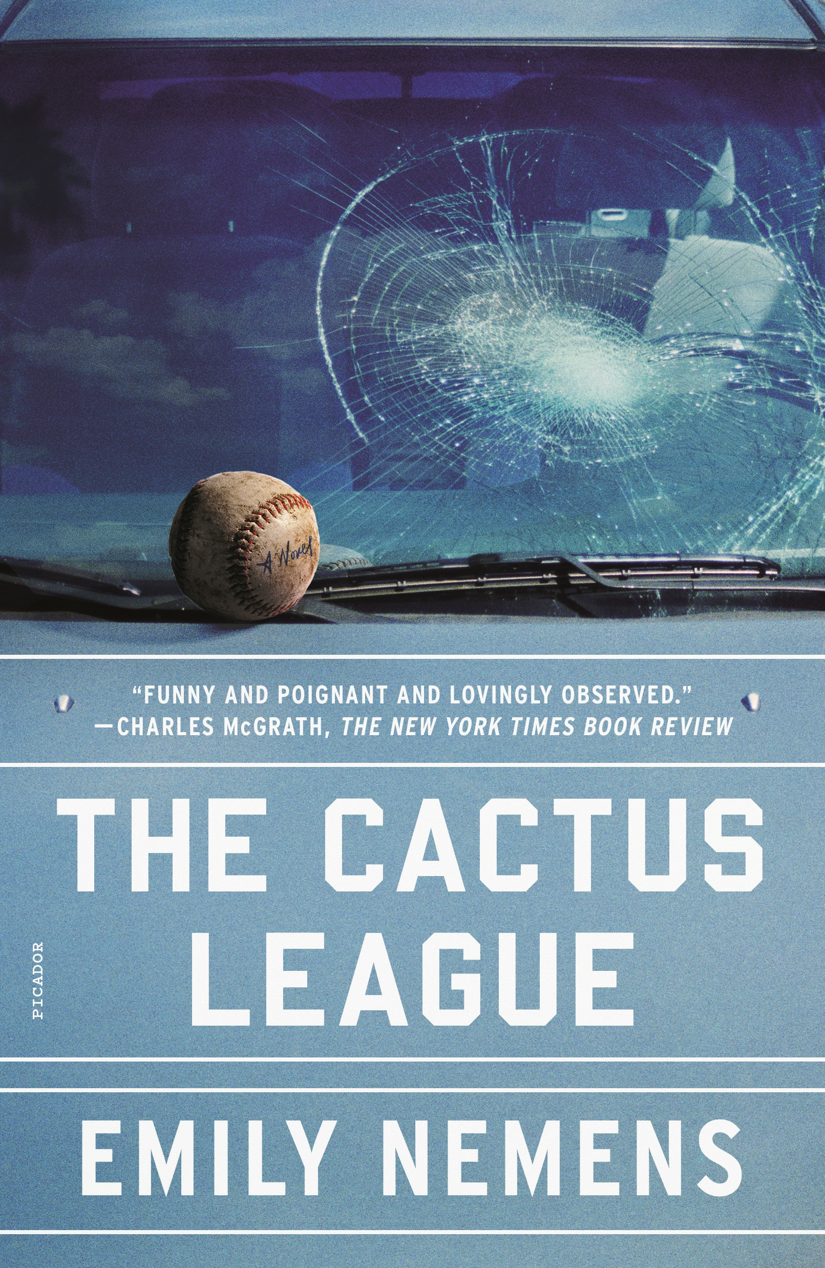The Cactus League A Novel