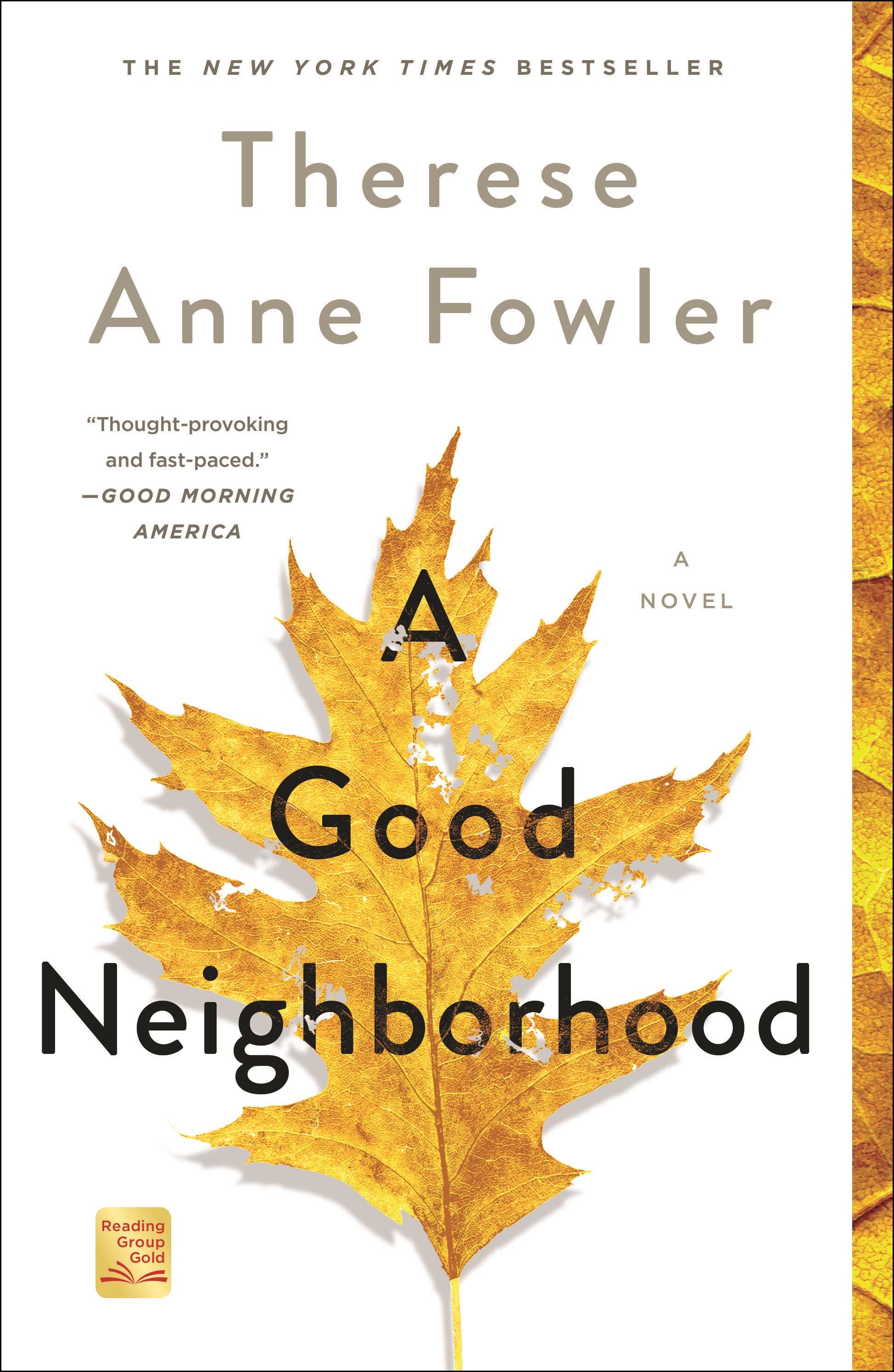 A good neighborhood cover image