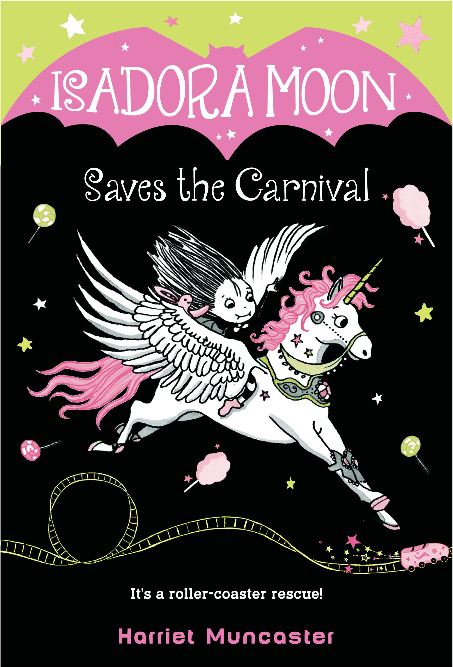 Isadora Moon Saves the Carnival [electronic resource]