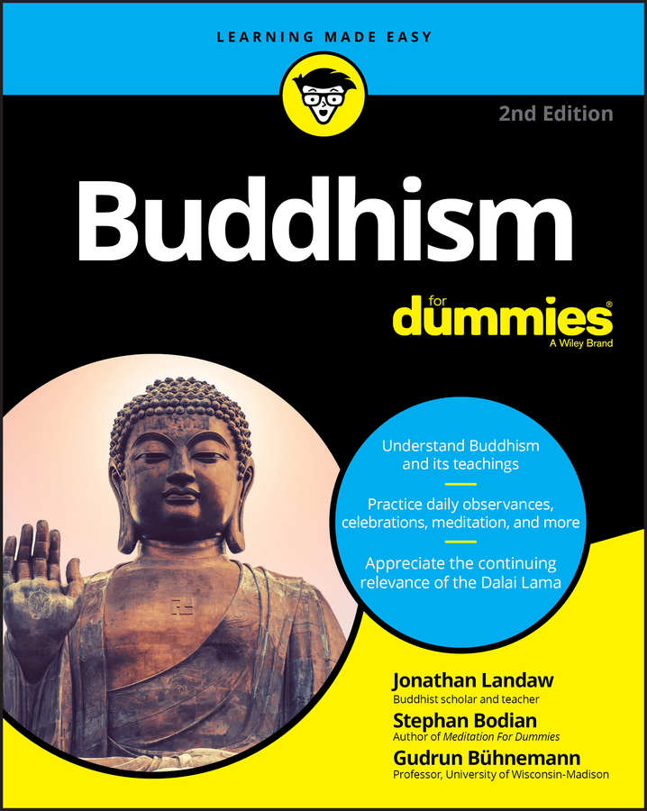 Buddhism for dummies cover image