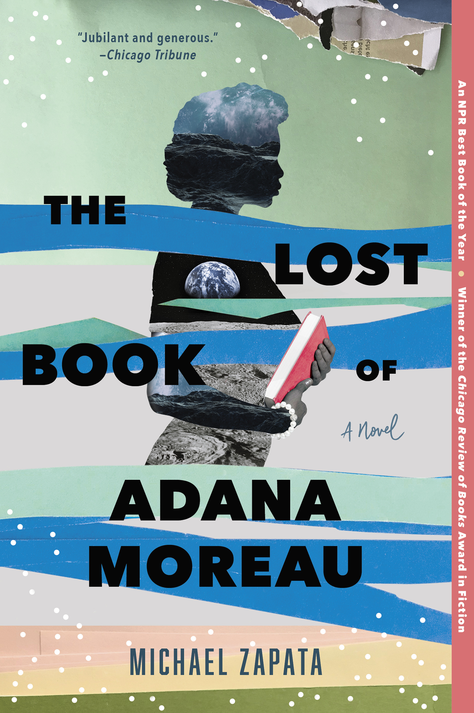 The Lost Book of Adana Moreau A Novel