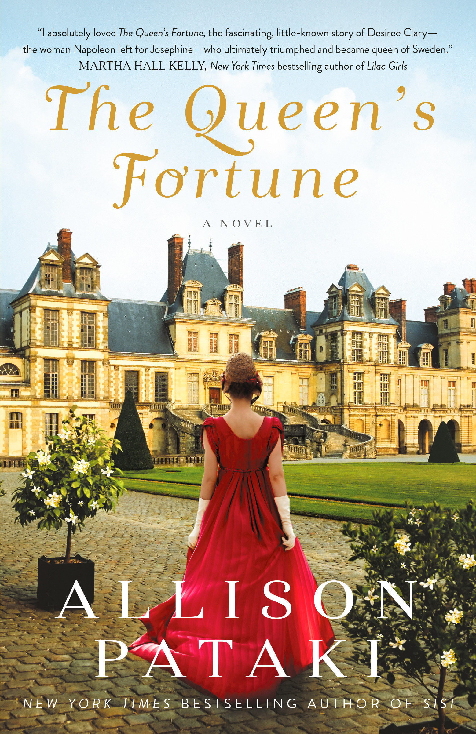 The queen's fortune a novel of Desiree, Napoleon, and the dynasty that outlasted the empire