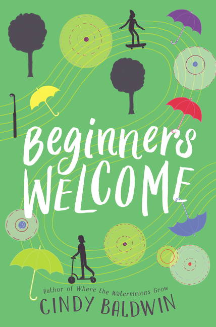 Beginners welcome [electronic resource (downloadable eBook)]