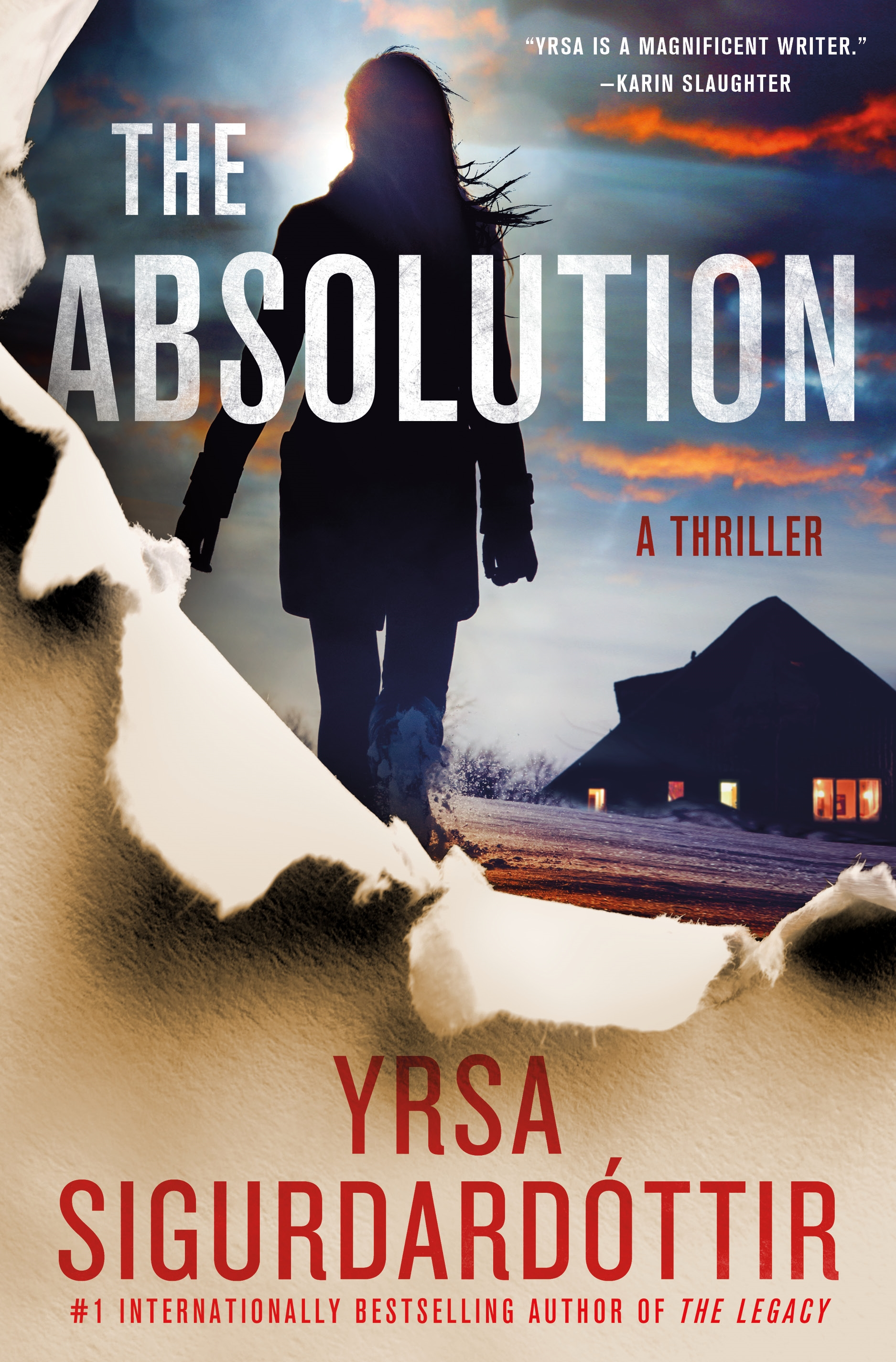 The Absolution A Thriller