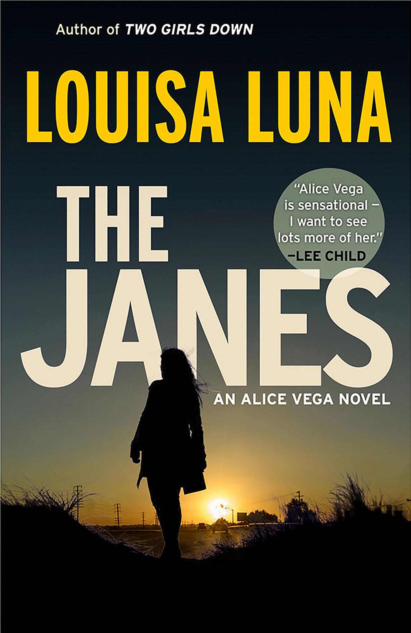 The Janes An Alice Vega Novel