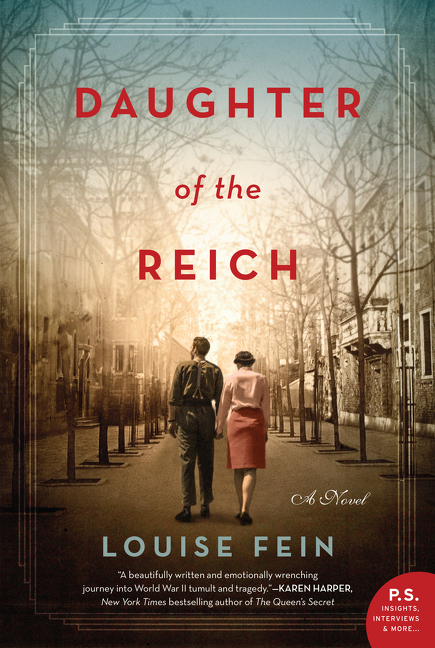 Daughter of the Reich [electronic resource (downloadable eBook)] : a novel