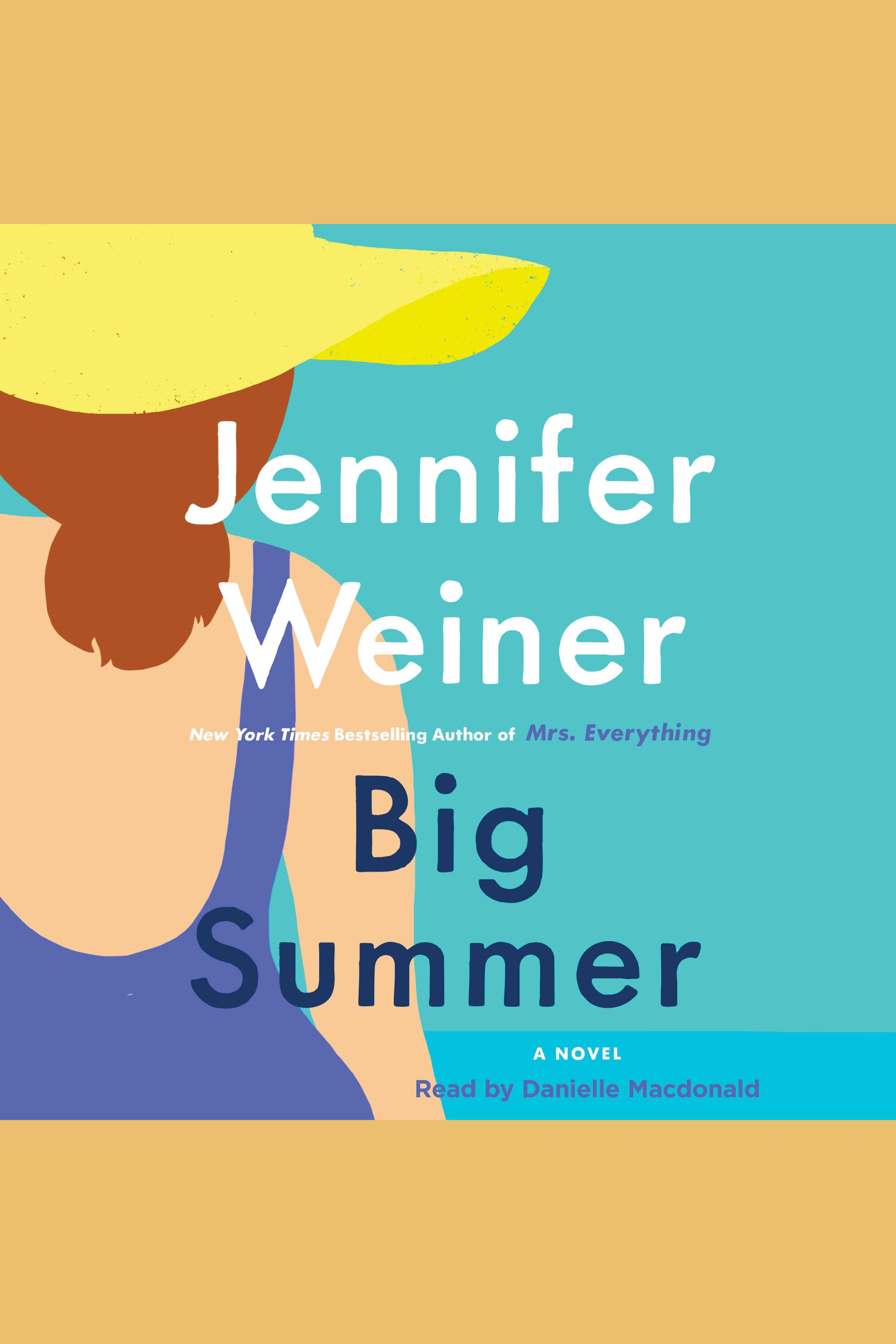 Big Summer cover image