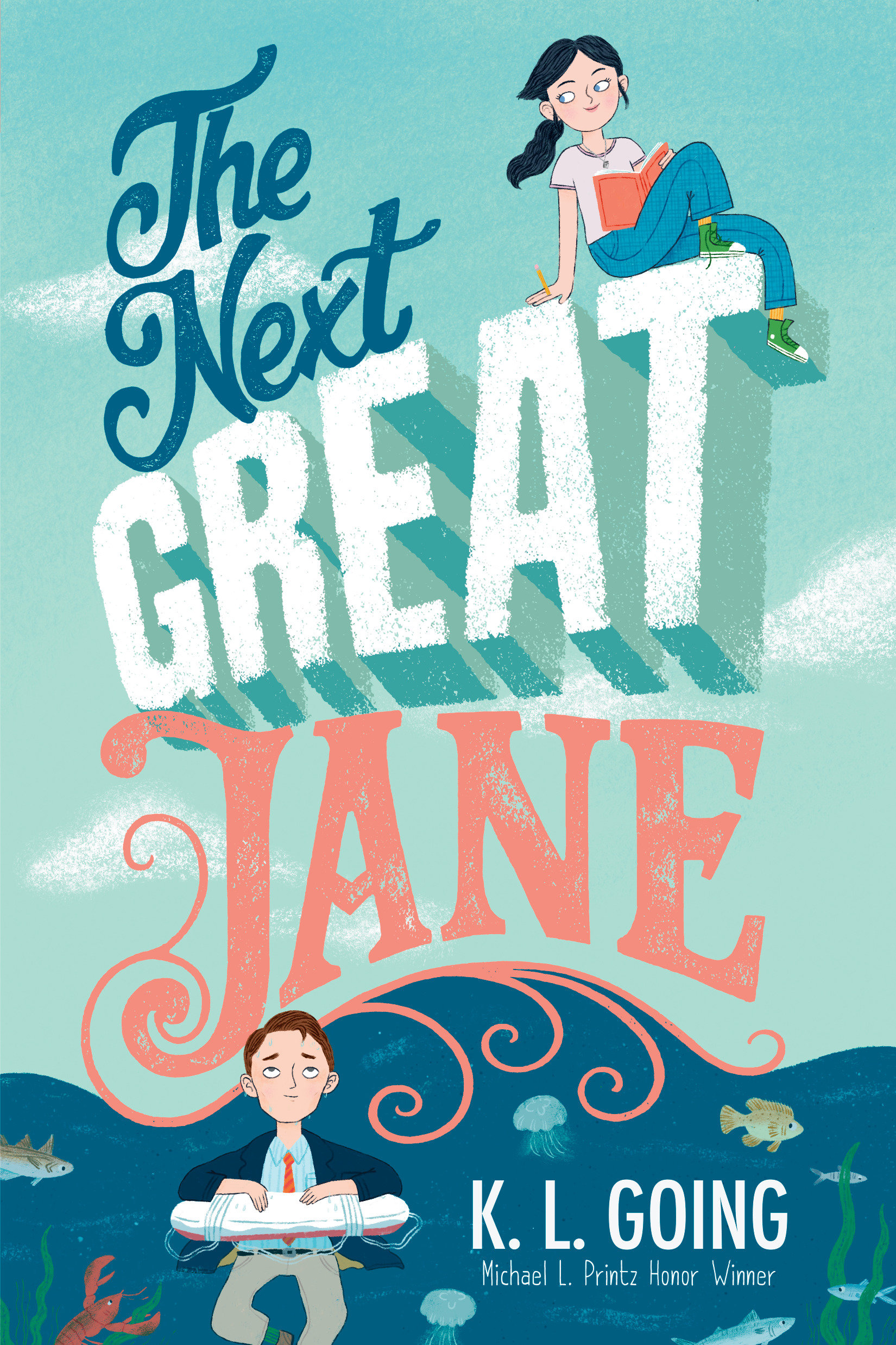 The Next Great Jane [electronic resource]