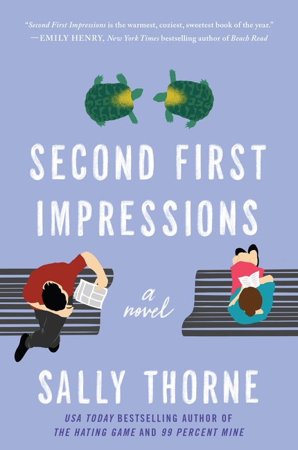 Cover Image of Second First Impressions