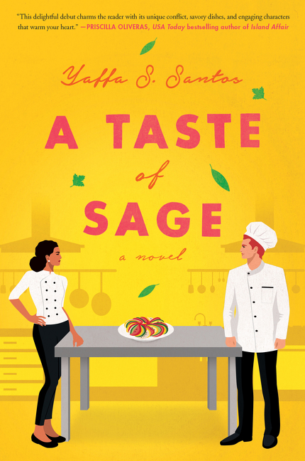 A Taste of Sage [electronic resource (downloadable eBook)] : a novel
