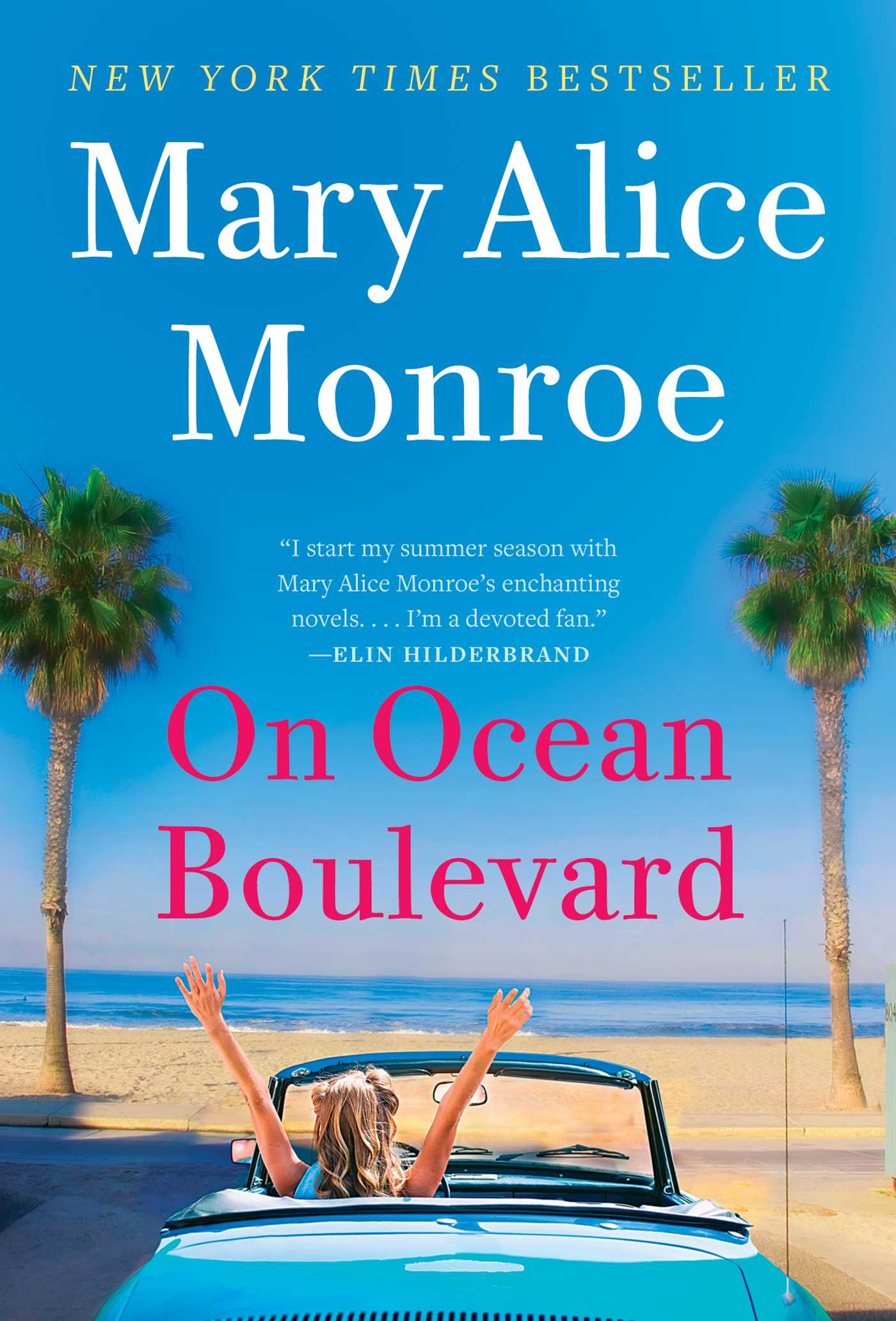 On Ocean Boulevard cover image