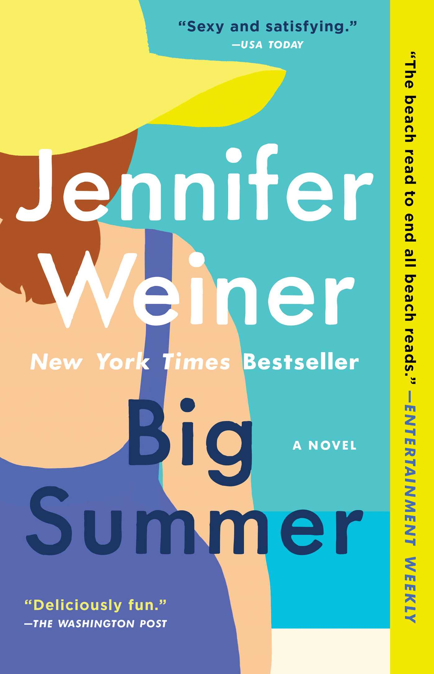 Big Summer A Novel