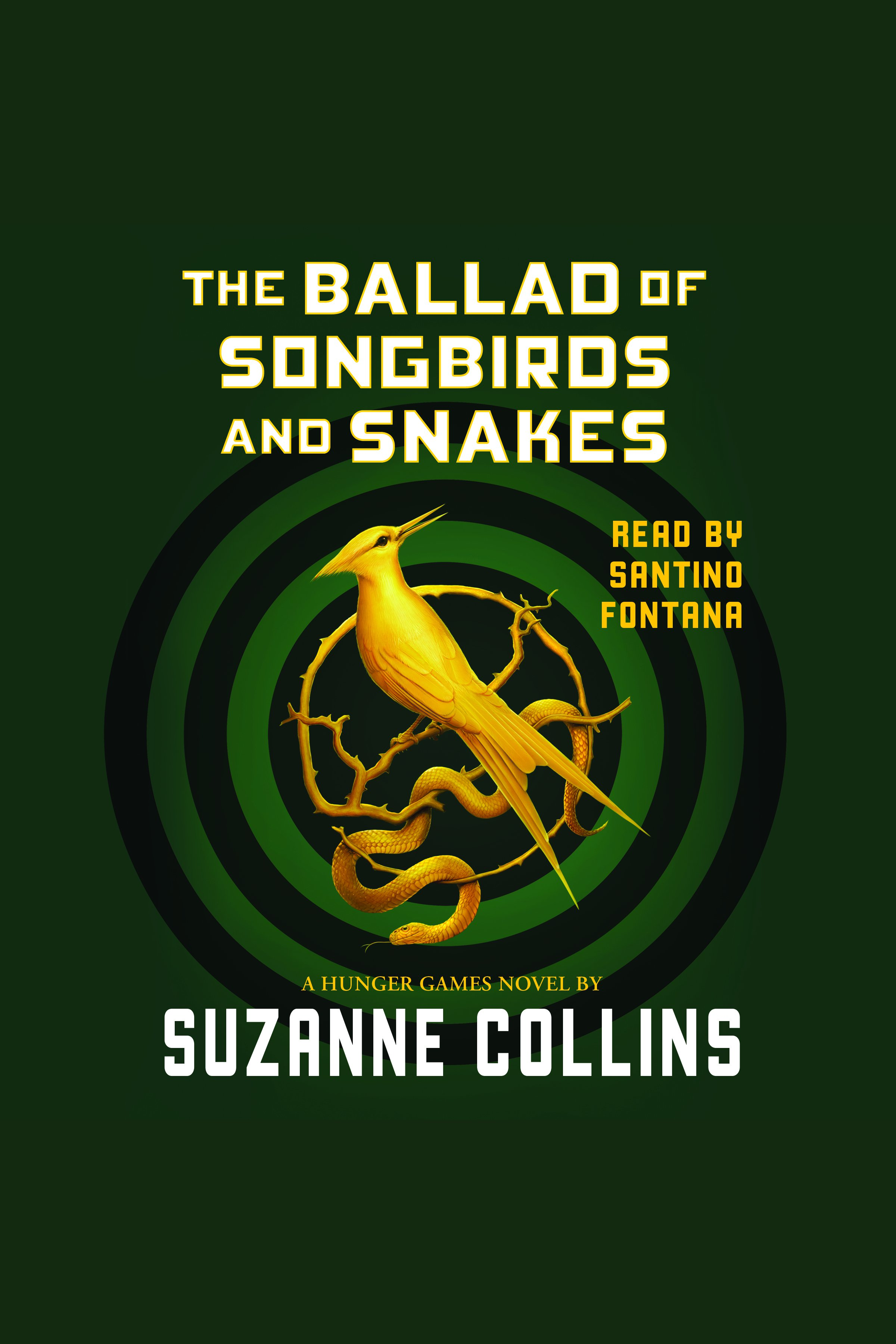 Ballad of Songbirds and Snakes, The A Hunger Games Novel