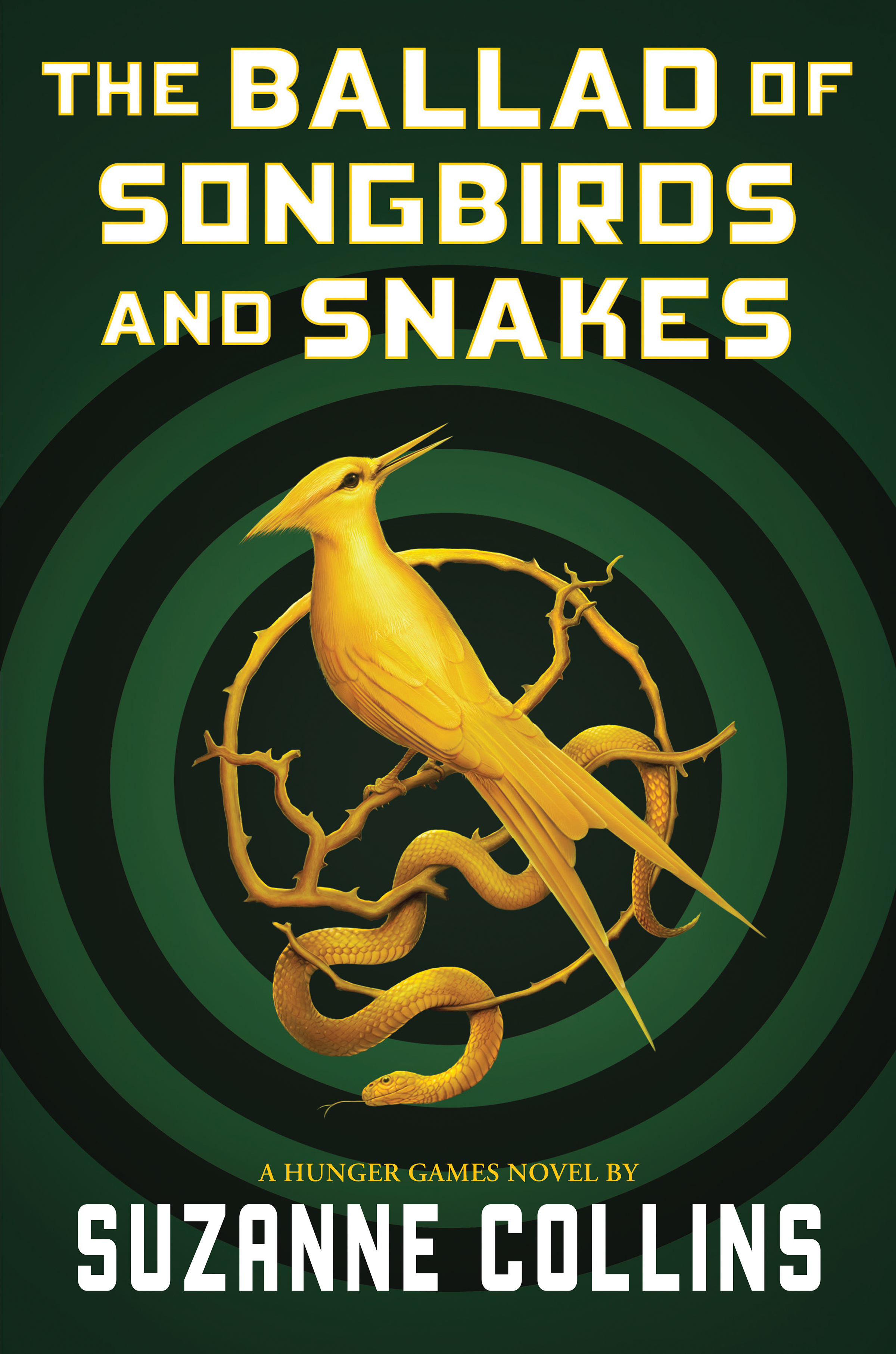 Cover Image of The Ballad of Songbirds and Snakes (A Hunger Games Novel)