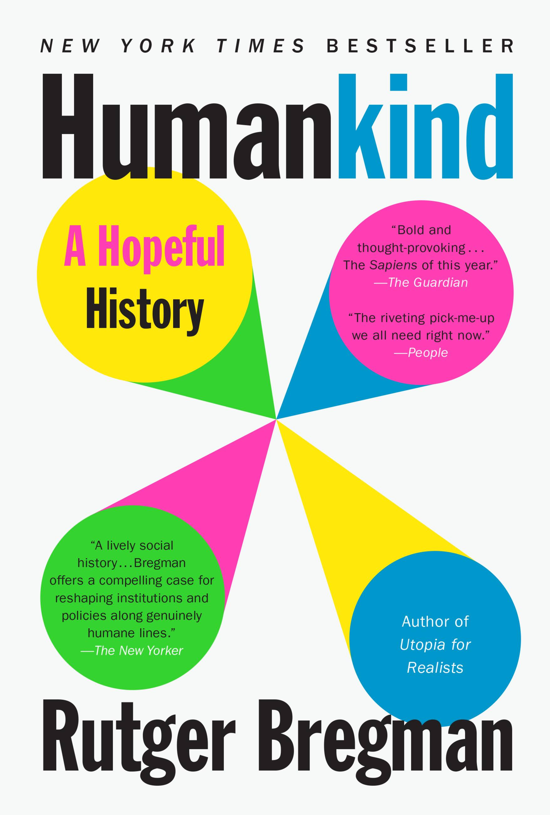 Humankind [electronic resource (downloadable eBook)] : a Hopeful History