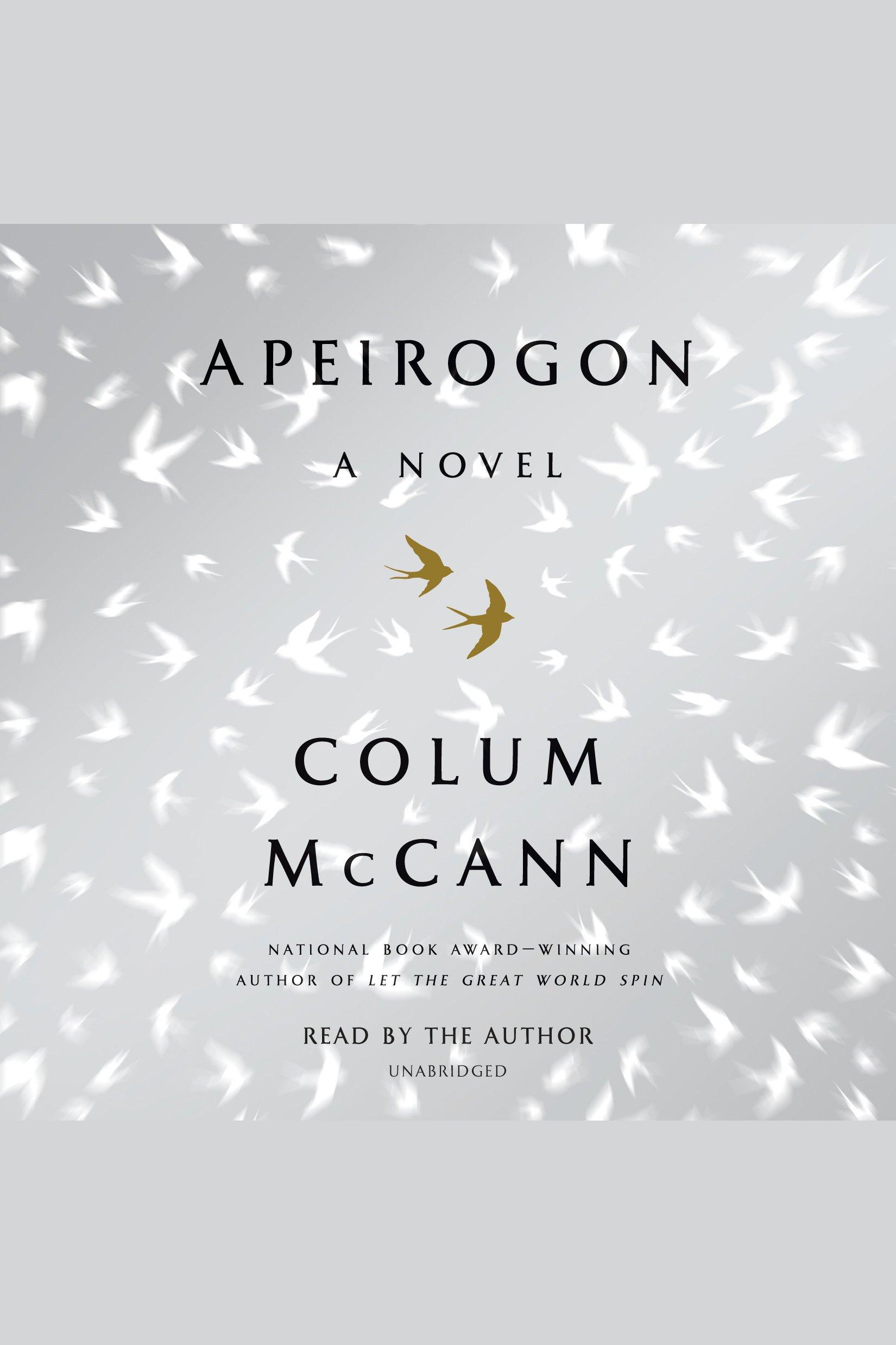 Apeirogon A Novel
