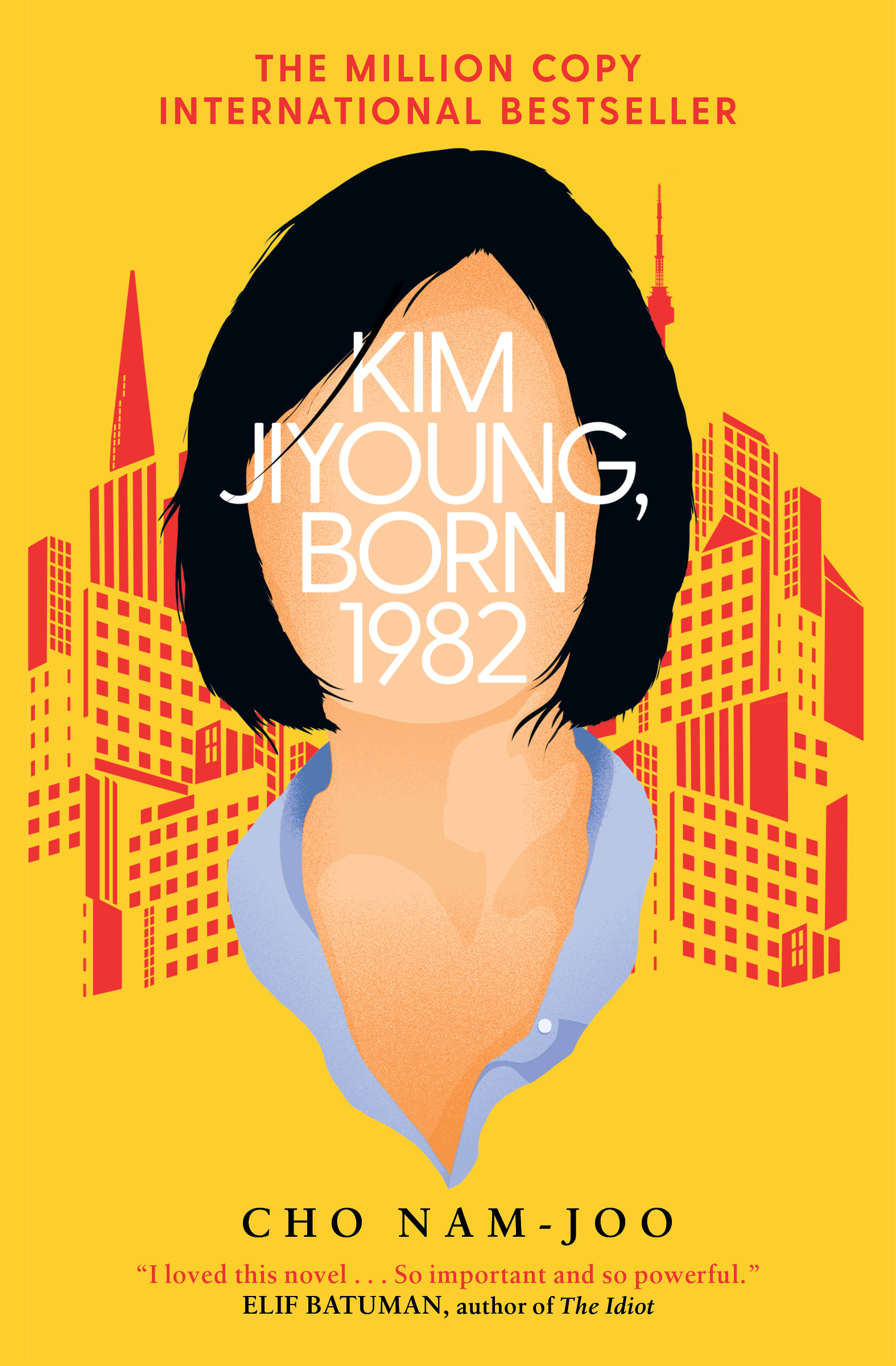 Cover Image of Kim Ji-young, Born 1982