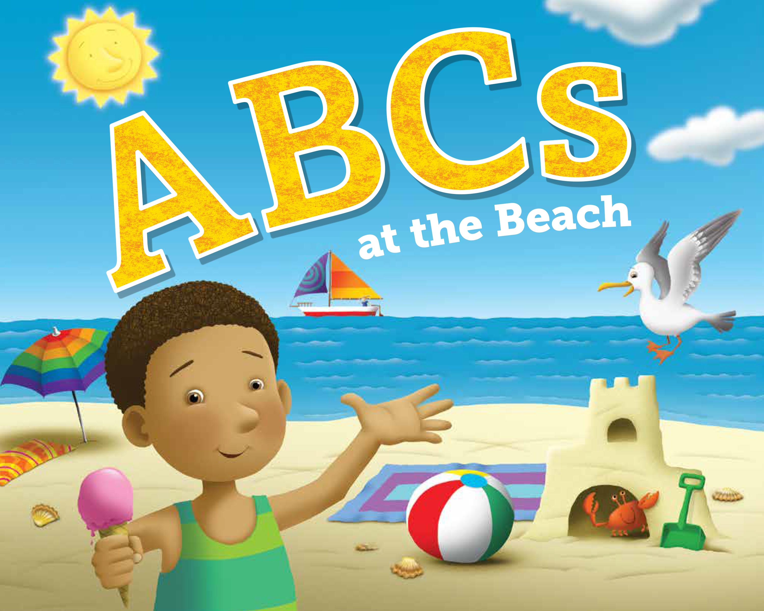 ABCs at the beach [electronic resource (downloadable eBook)]