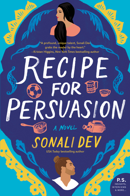 Cover image for Recipe for Persuasion [electronic resource] : A Novel