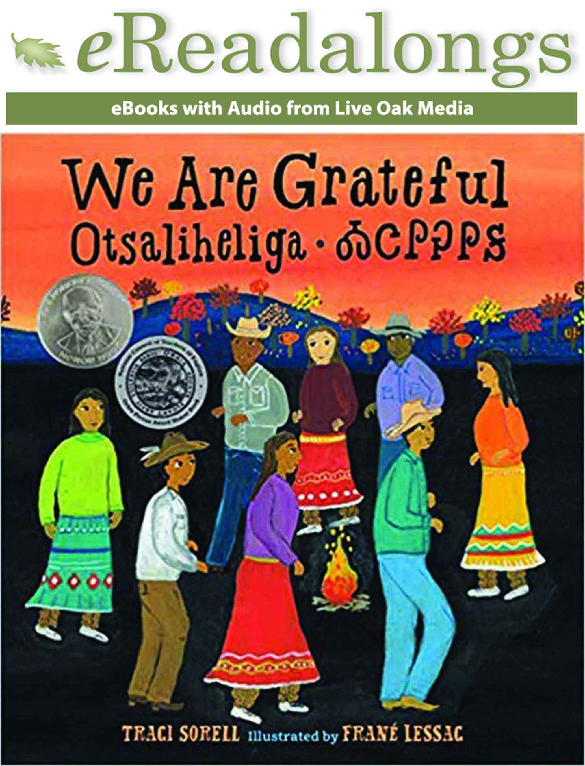 Cover image for We Are Grateful [electronic resource] : Otsaliheliga