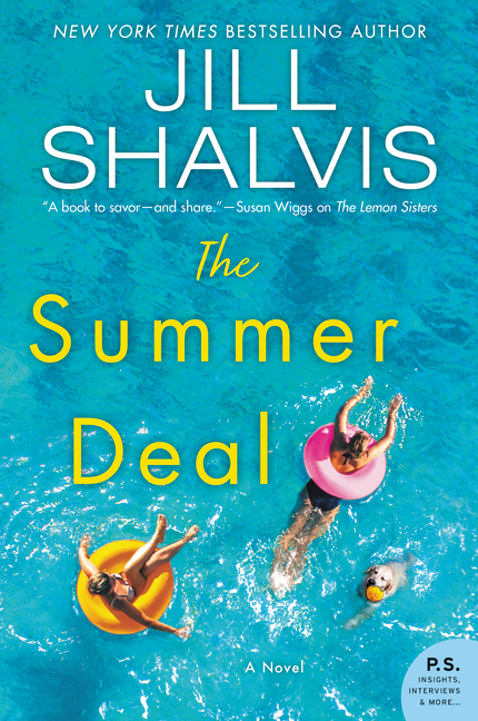 The Summer Deal [electronic resource] : A Novel