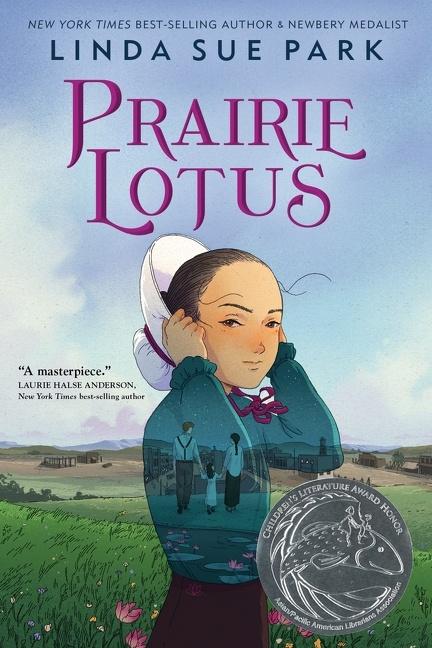 Cover Image of Prairie Lotus