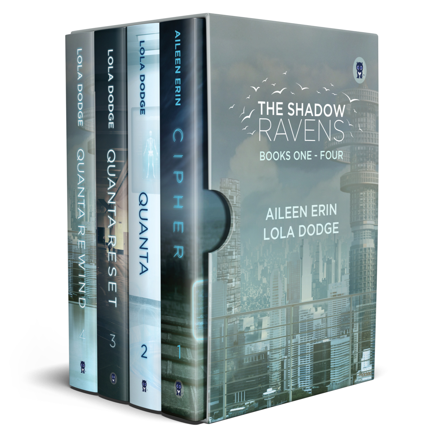 Cover Image of The Shadow Ravens Series Box Set