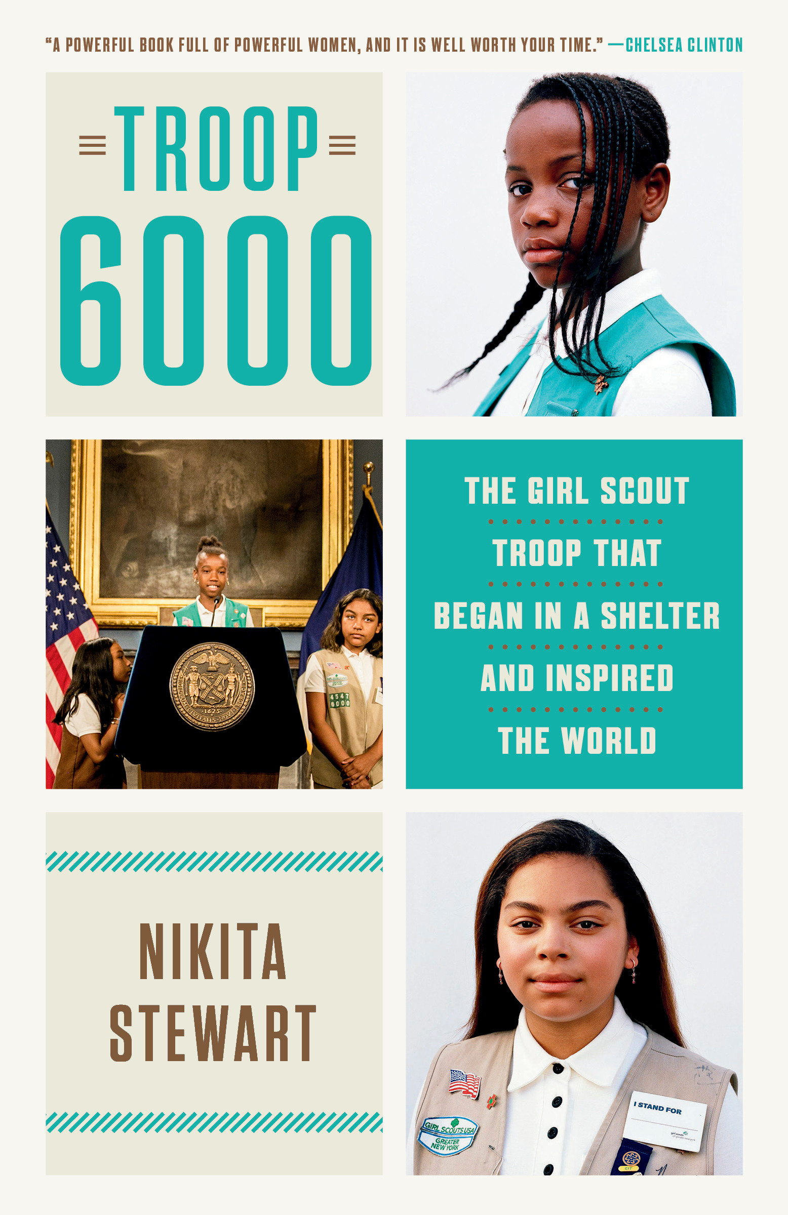 Troop 6000 The Girl Scout Troop That Began in a Shelter and Inspired the World