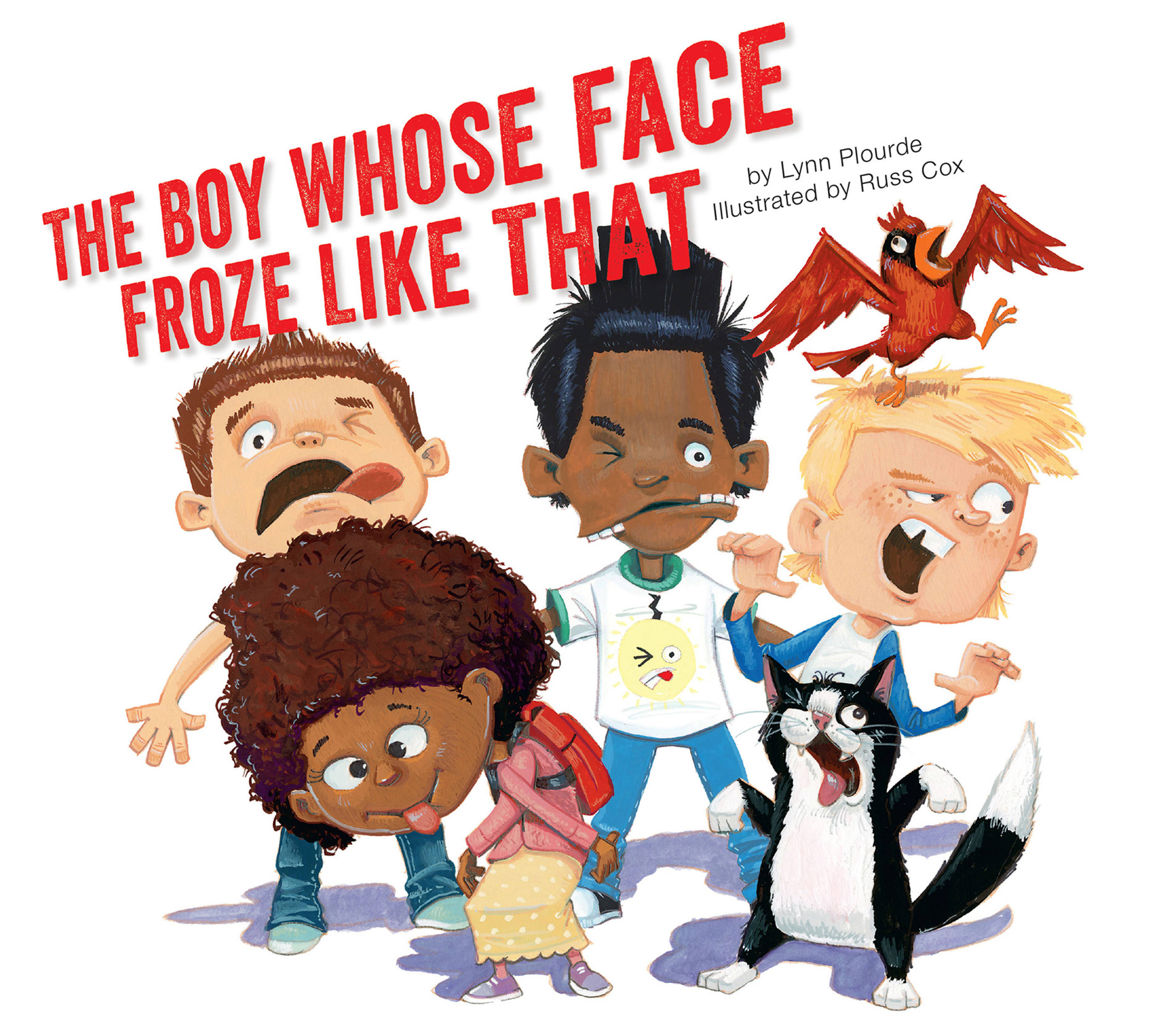 The boy whose face froze like that [electronic resource (downloadable eBook)]