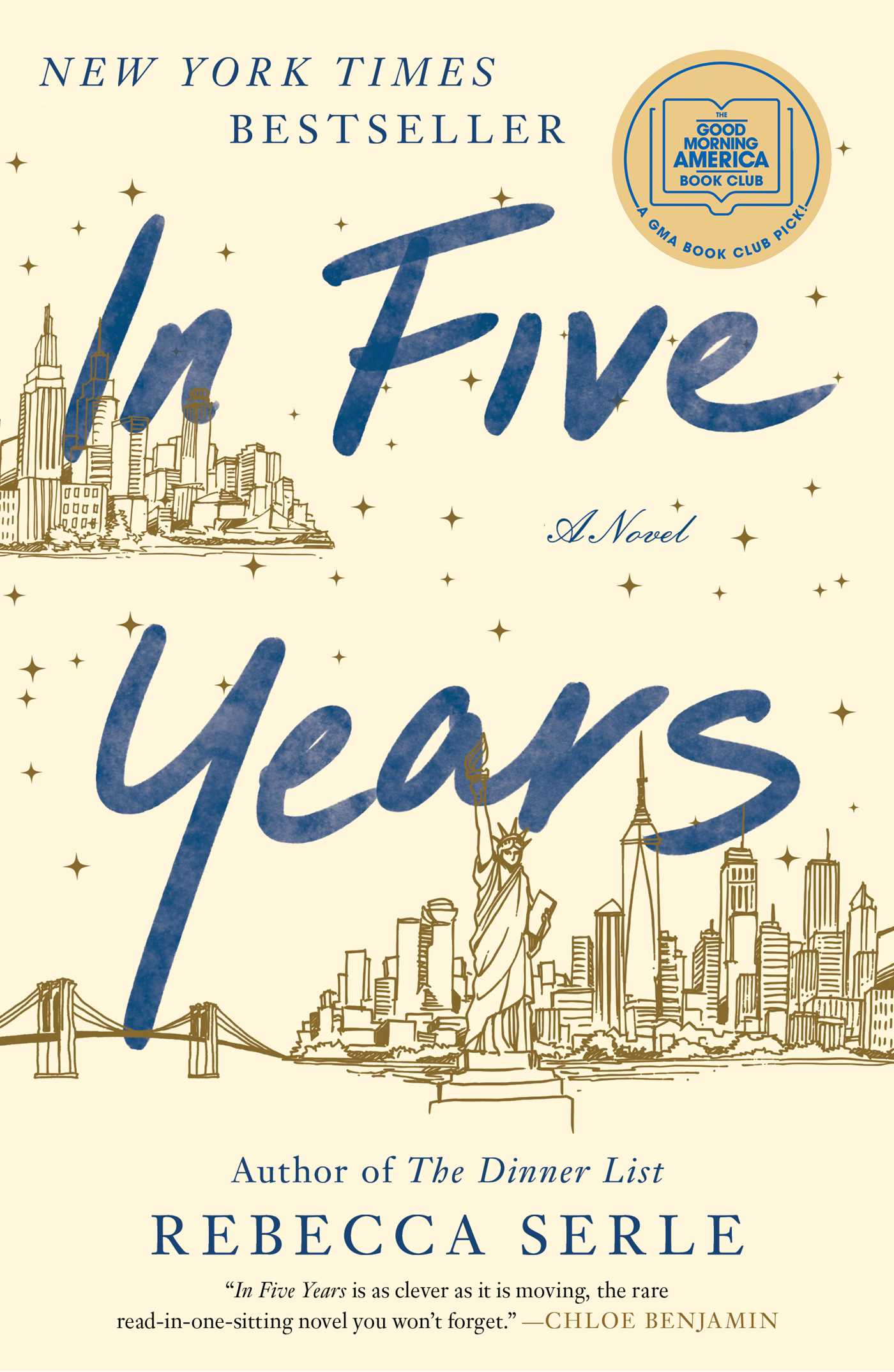 In five years [electronic resource (downloadable eBook)] : a novel