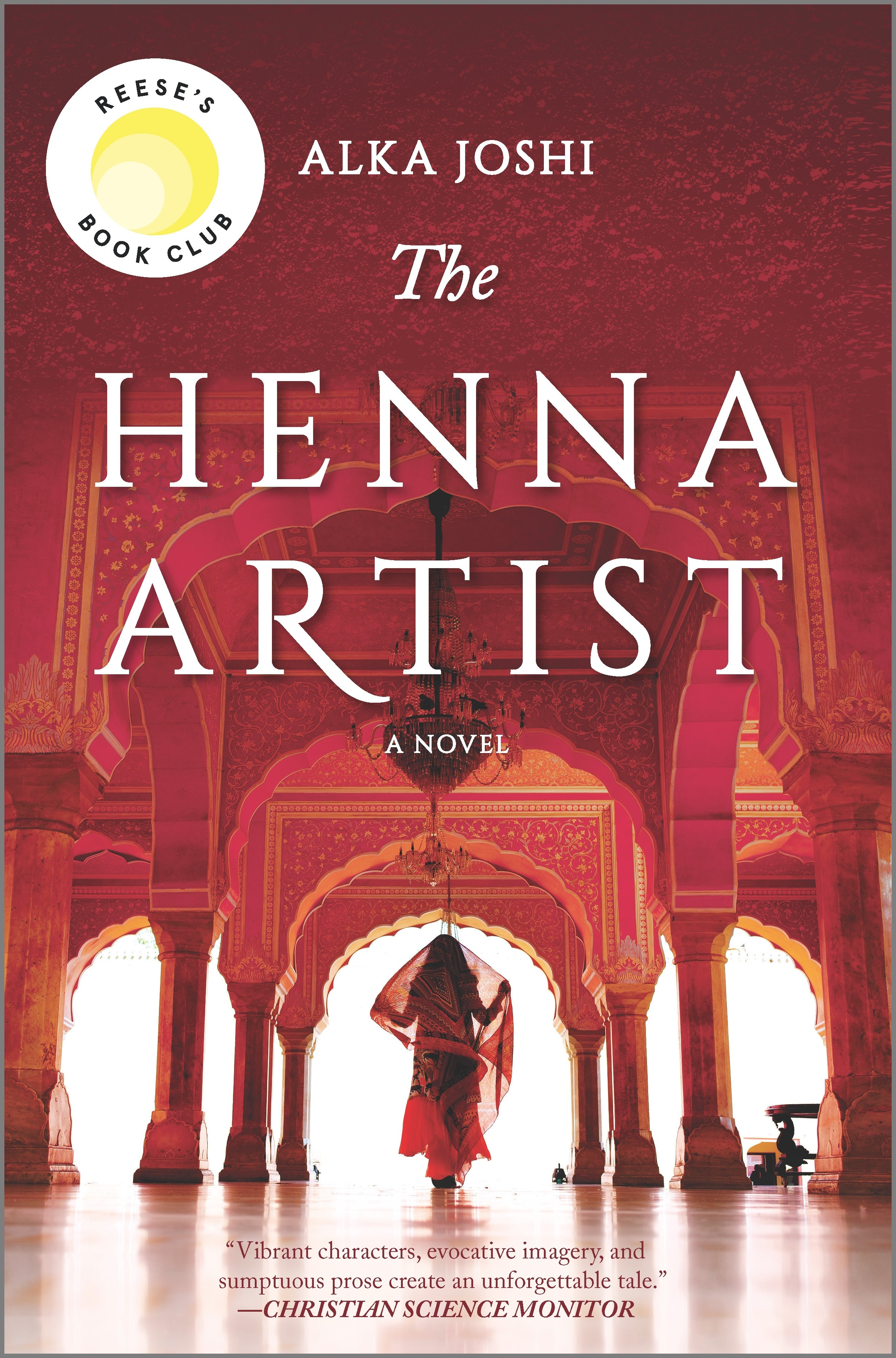Cover Image of The Henna Artist