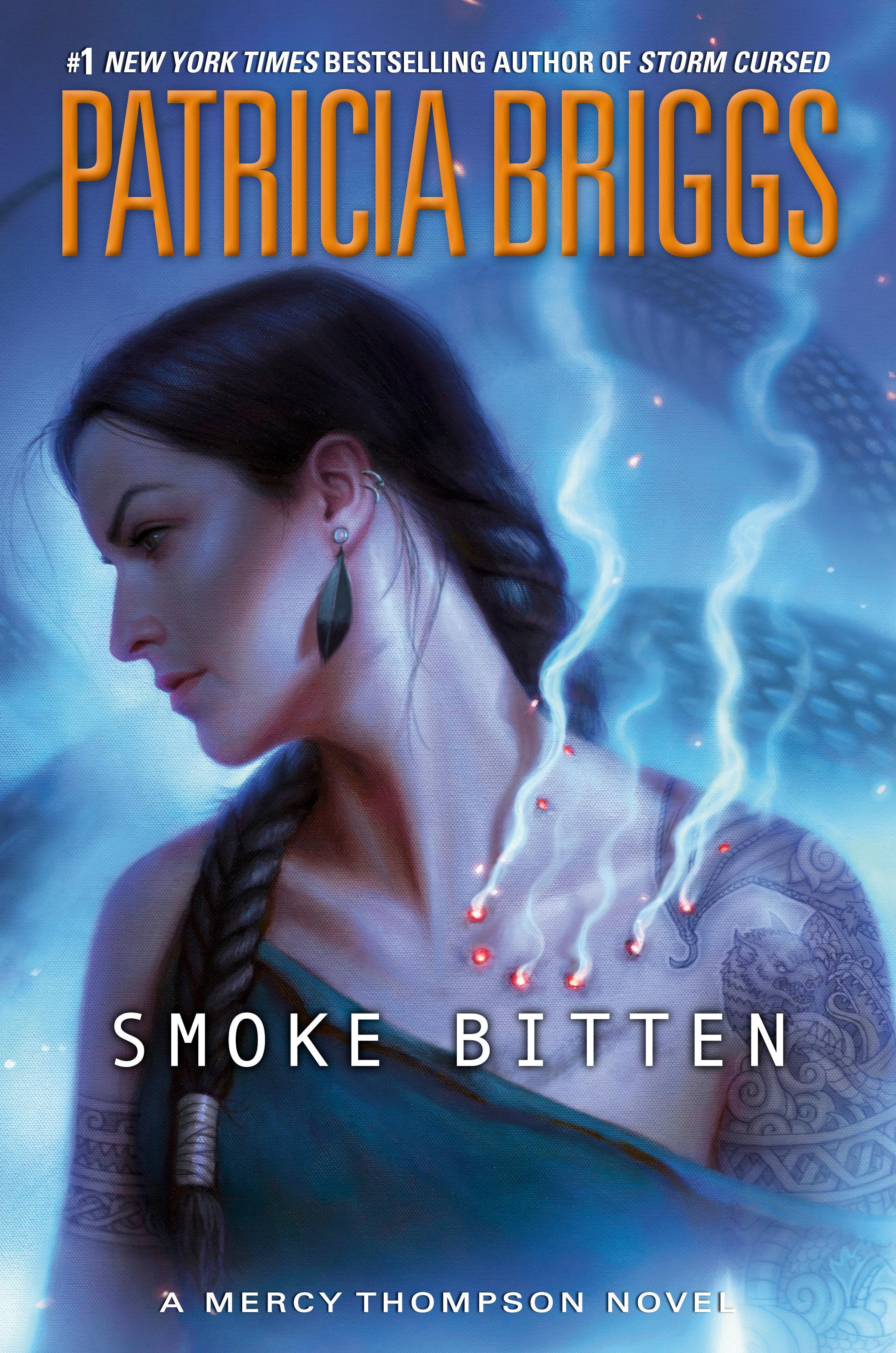 Smoke bitten cover image