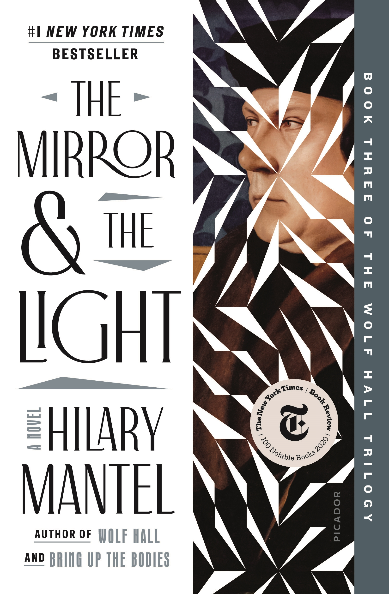The mirror & the light [electronic resource (downloadable eBook)]